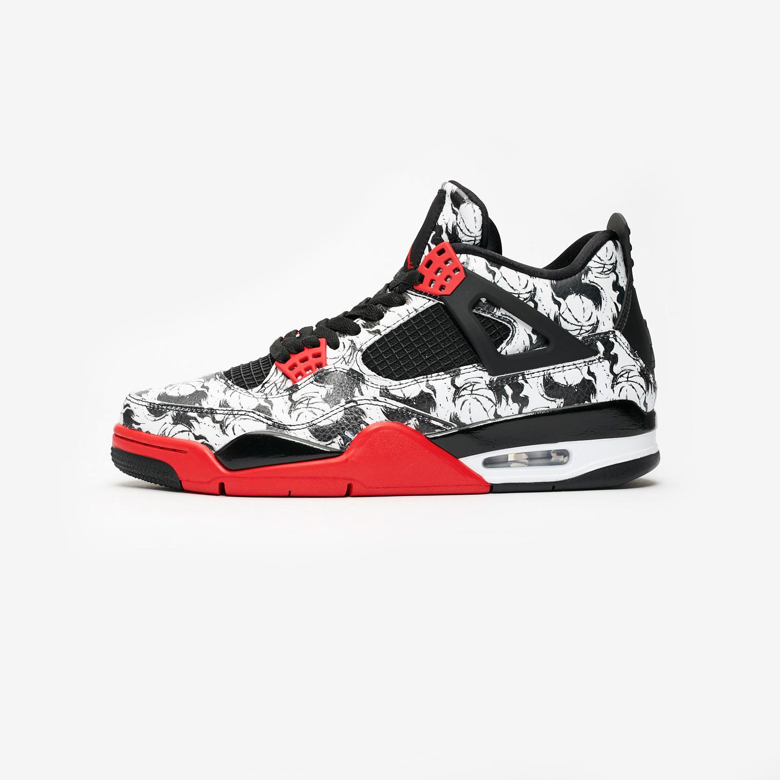differently 77697 97453 Jordan Brand Air Jordan 4 Tattoo - Bq0897-006 - Sneakersnstuff   sneakers    streetwear online since 1999