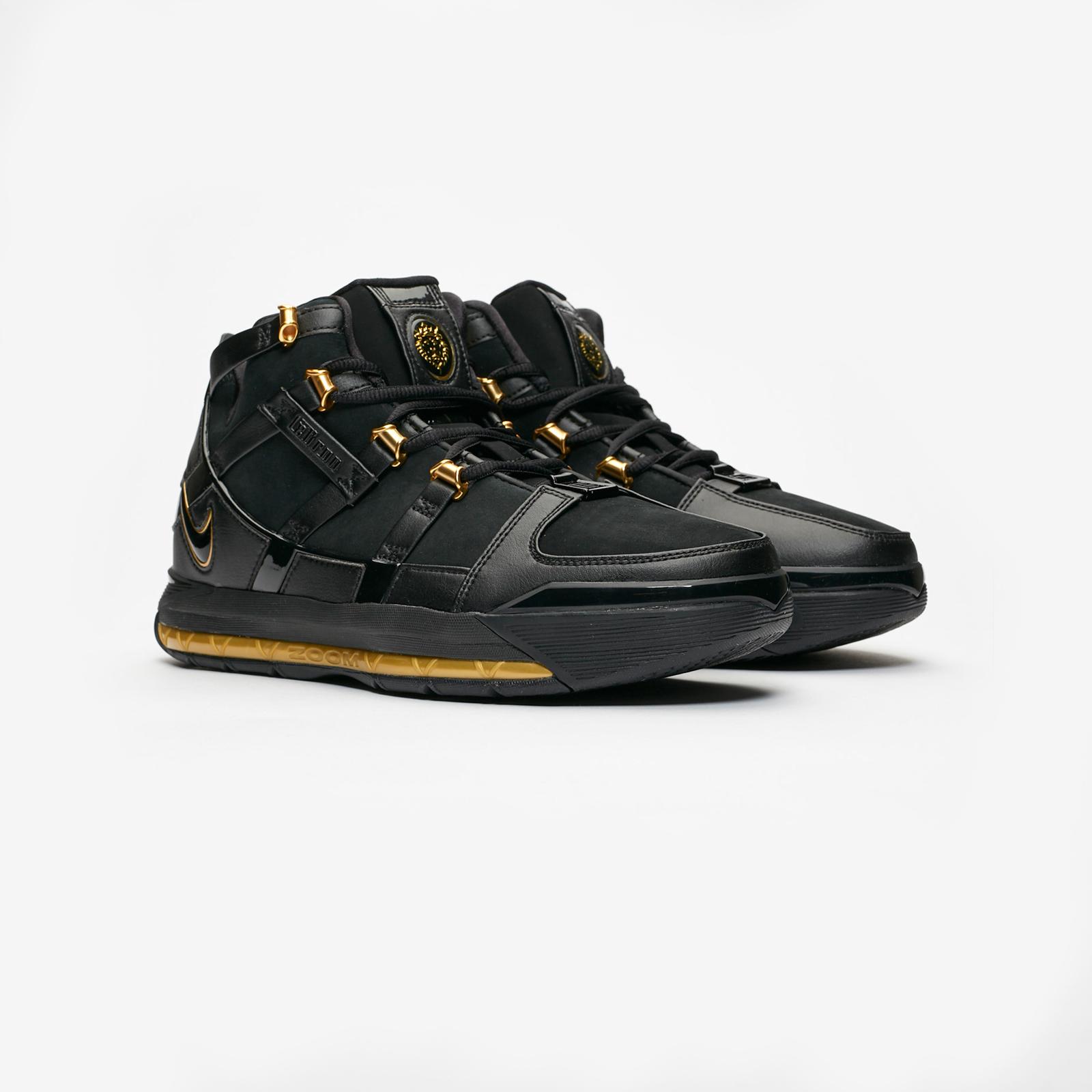 276e0ad1336 Nike Zoom LeBron III QS - Ao2434-001 - Sneakersnstuff