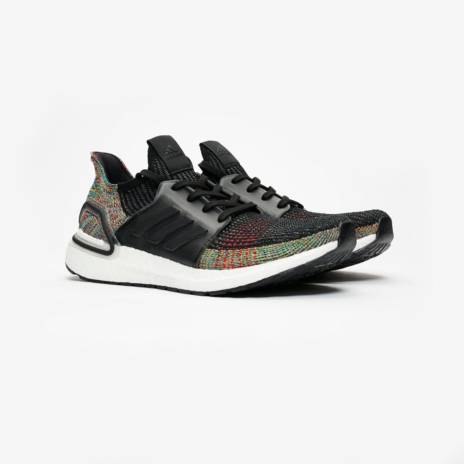 Adidas Originals Ultraboost 19 in Grey//Core Black B37706 Free Shipping