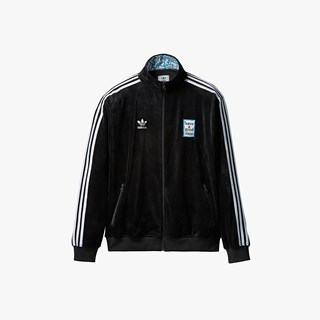 adidas Originals Velour Track Top x Have A Good Time