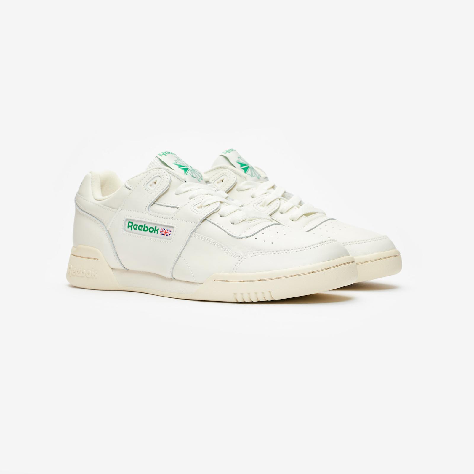 Reebok Workout Low Plus Dv3735 Sneakersnstuff I Sneakers