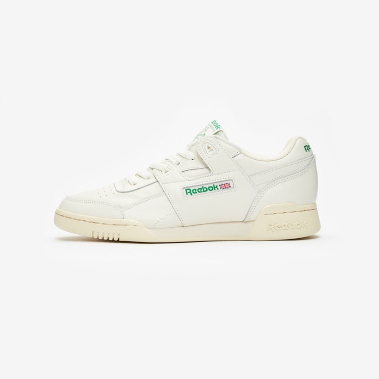 Reebok Workout Low Plus - 3