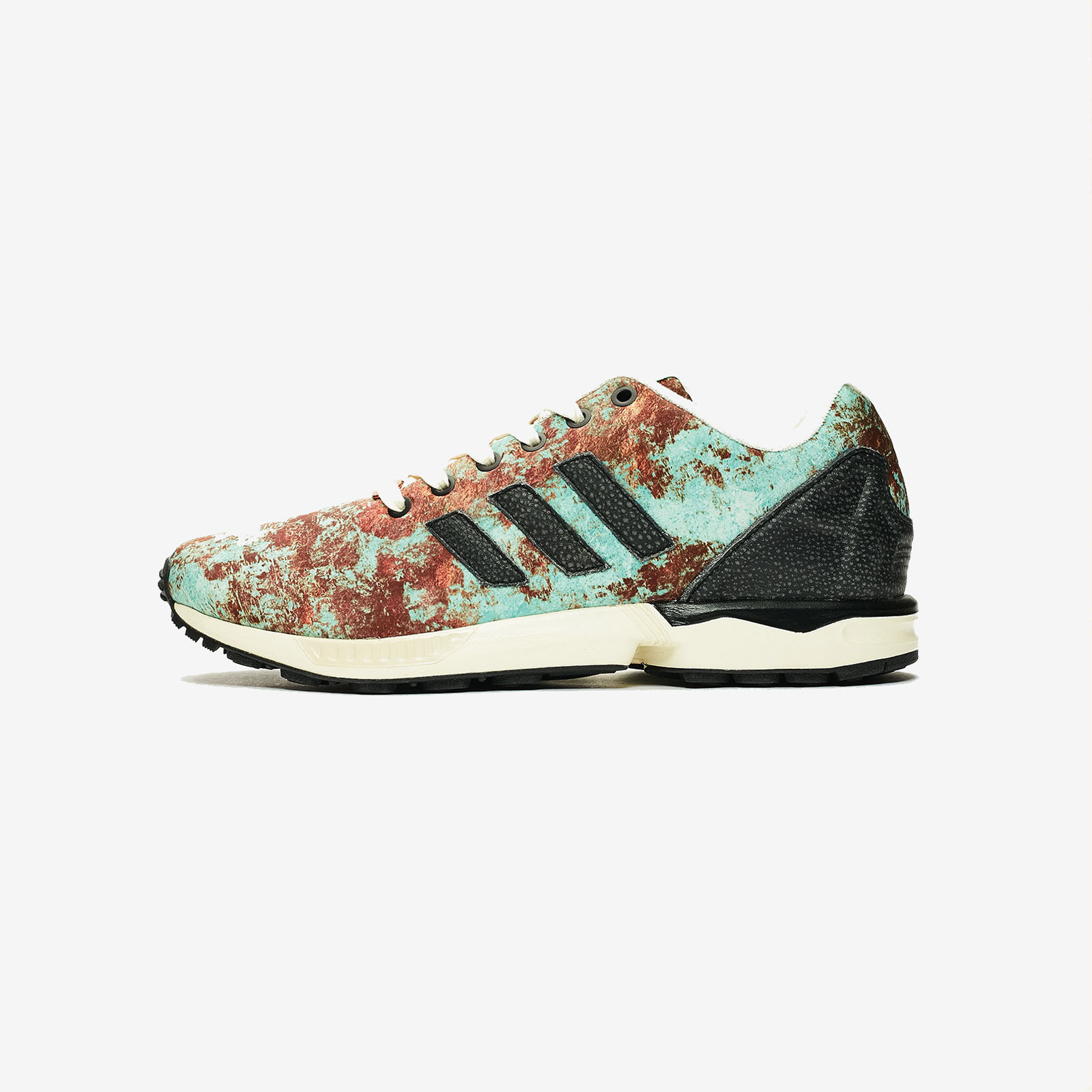 detailed look bc24f 0ff29 adidas ZX Flux - S82598 - Sneakersnstuff | sneakers ...
