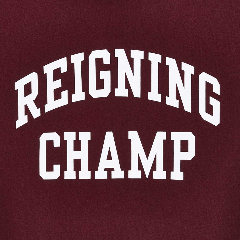 Reigning Champ Ivy League T-Shirt - Ringspun Jersey - 3
