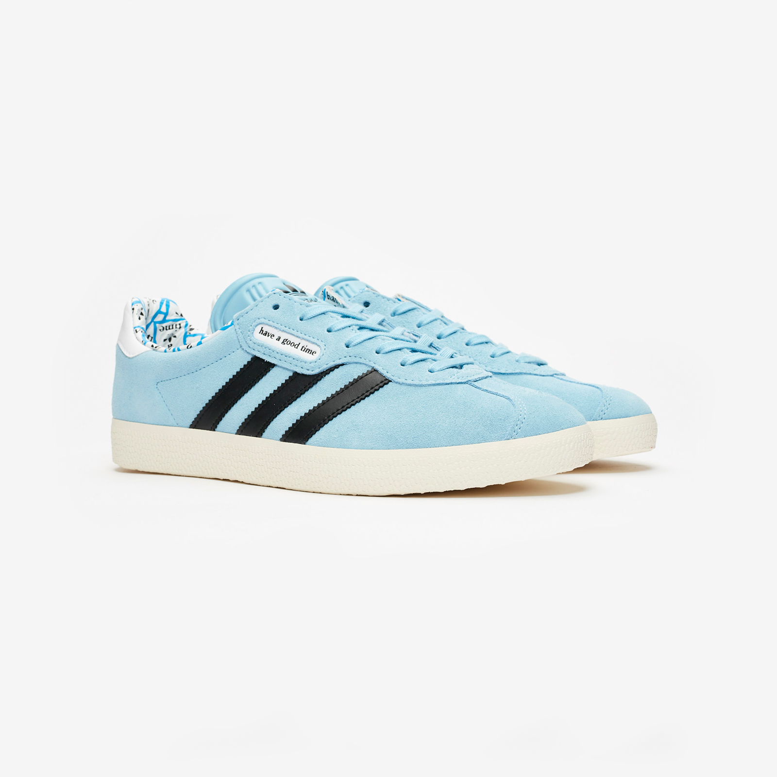 b0268a41609 adidas Gazelle Super x Have A Good Time - G54785 - Sneakersnstuff ...