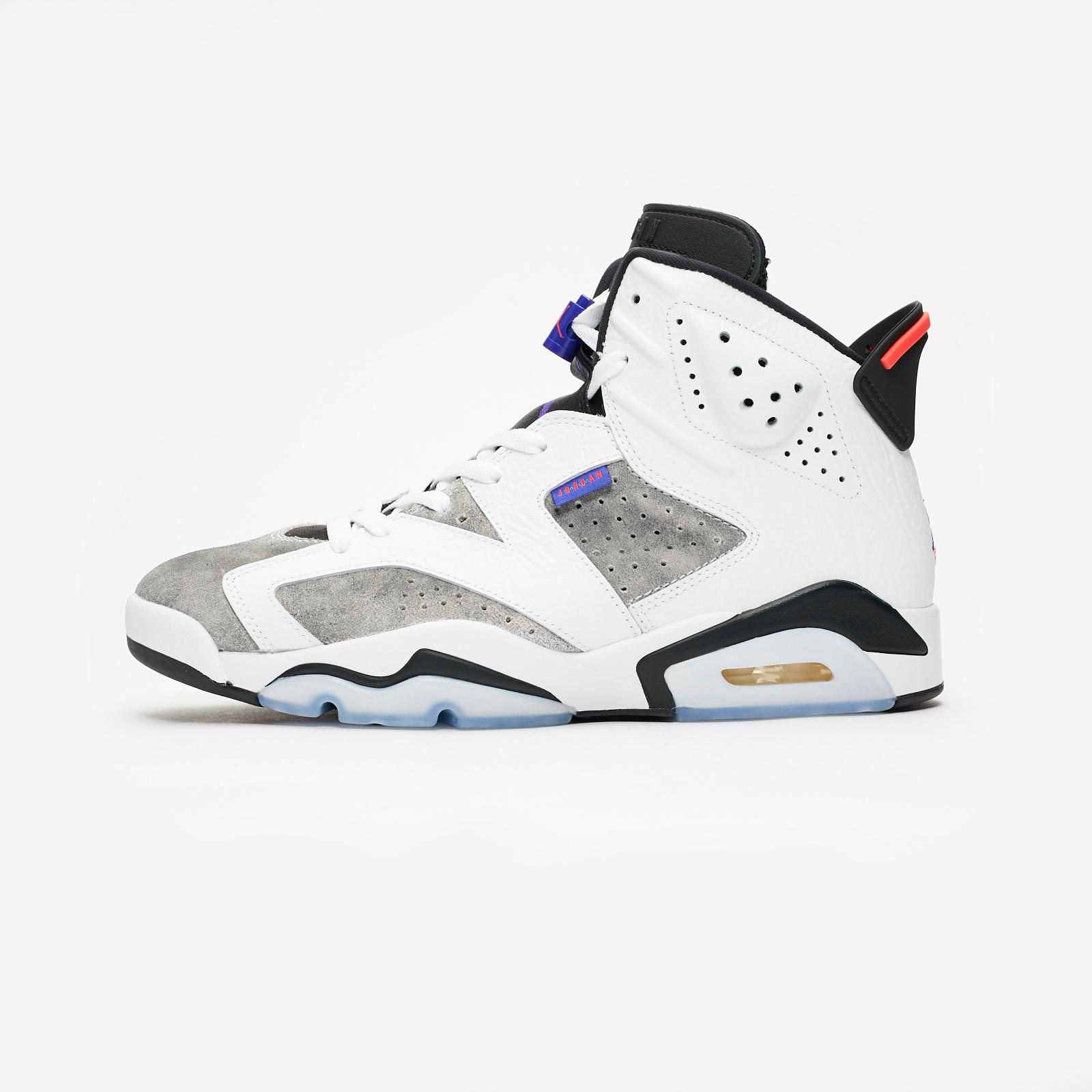 newest 2494c eb210 Jordan Brand Air Jordan 6 Retro LTR - Ci3125-100 - Sneakersnstuff    sneakers   streetwear online since 1999