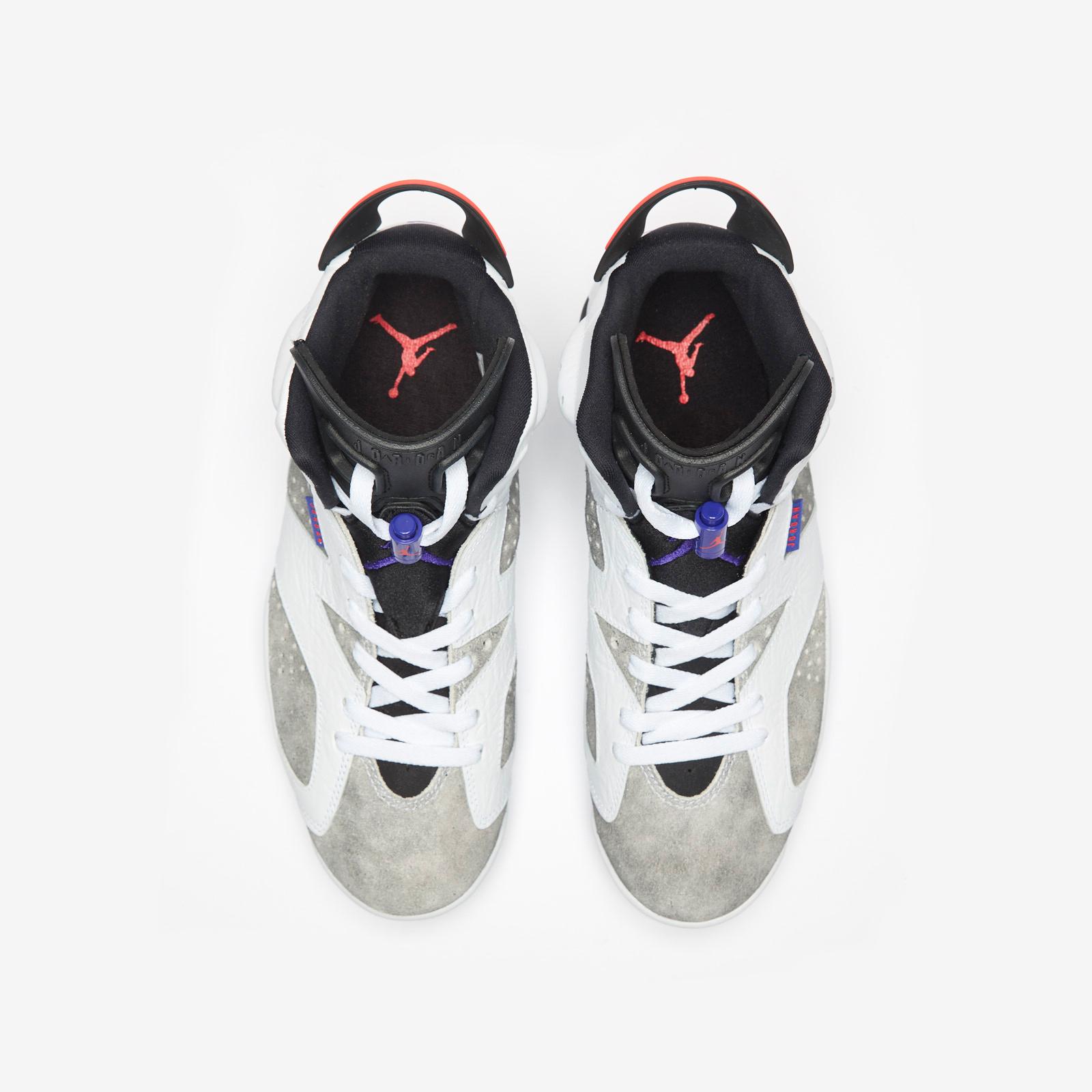 Jordan Brand Air Jordan 6 Retro LTR - Ci3125-100 - Sneakersnstuff ... 724c9a80c