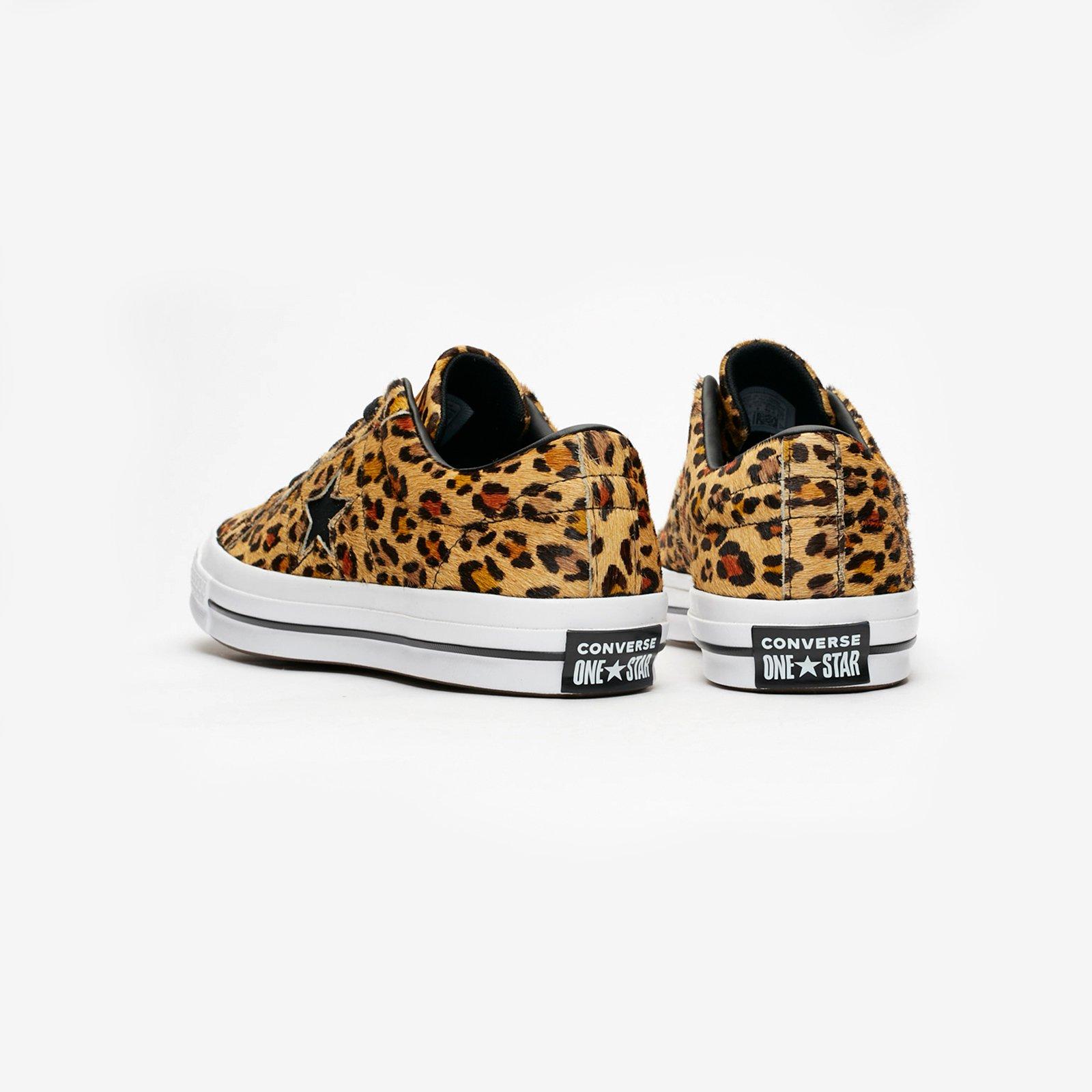 Black Converse White Sneaker Sportschuhe One Star CC Slip Black