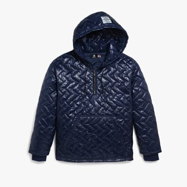 Quilted Hoodie x PAM
