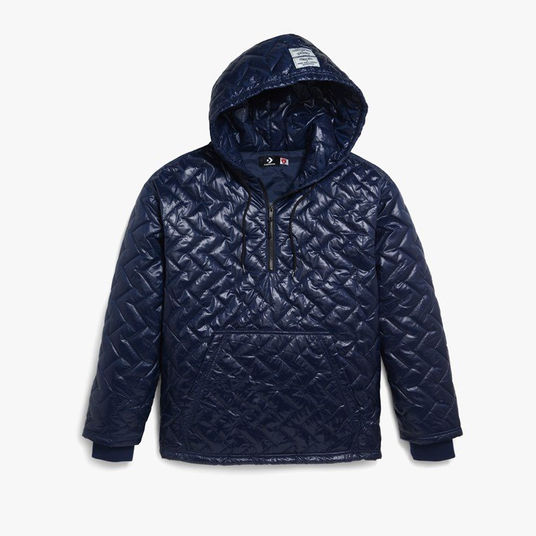 Converse Quilted Hoodie x PAM