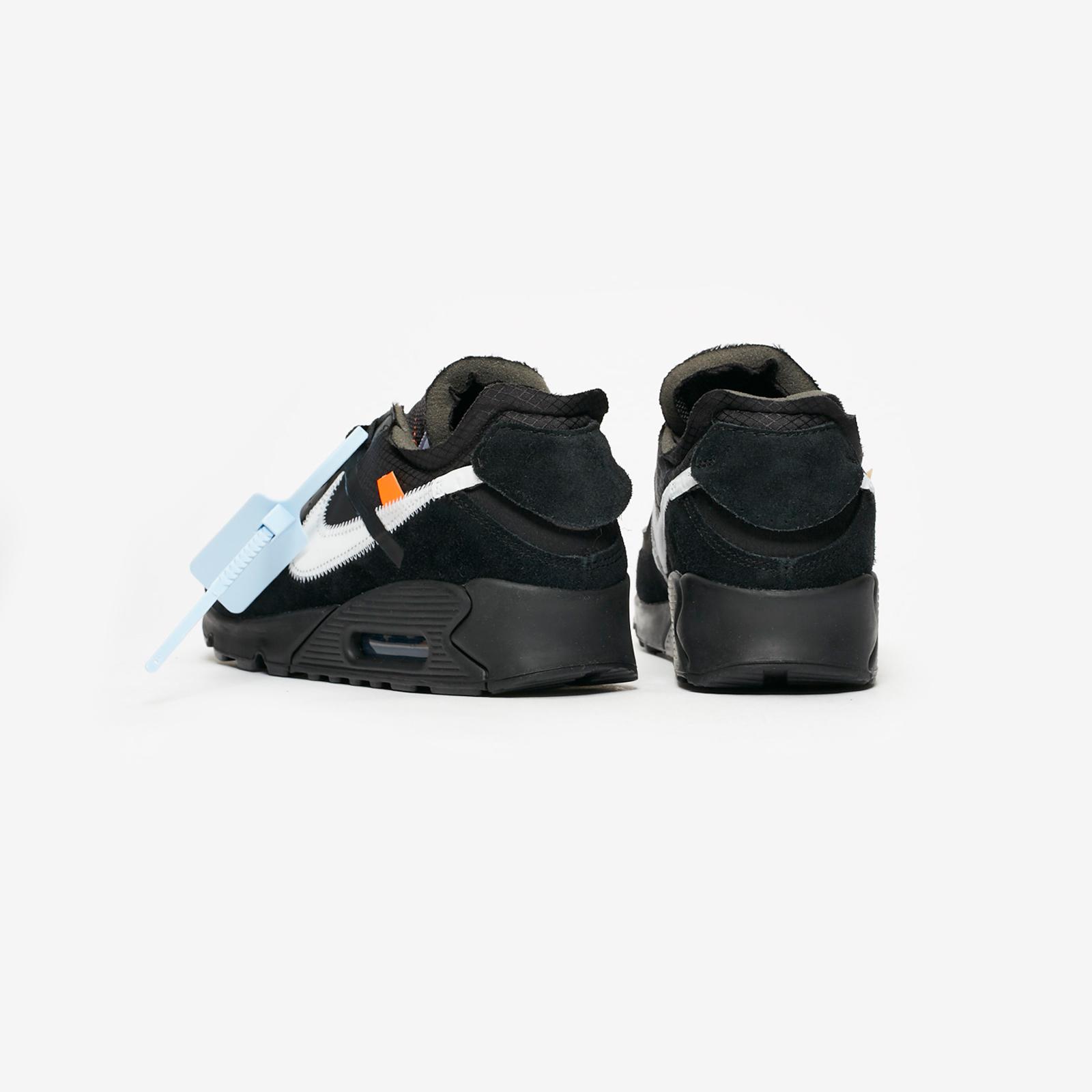 Nike The 10: Air Max 90 Aa7293 001 Sneakersnstuff