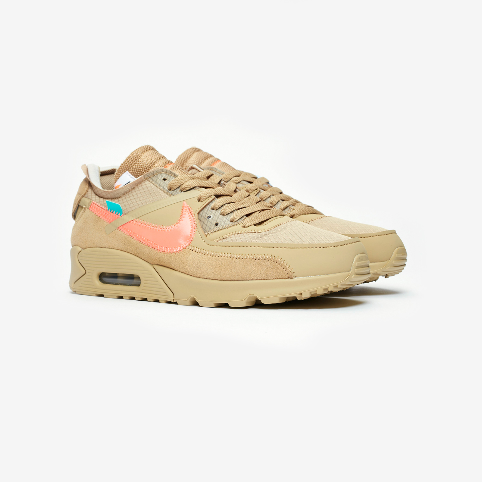 nouveau style e3f76 d33dc Nike The 10: Air Max 90 - Aa7293-200 - Sneakersnstuff ...