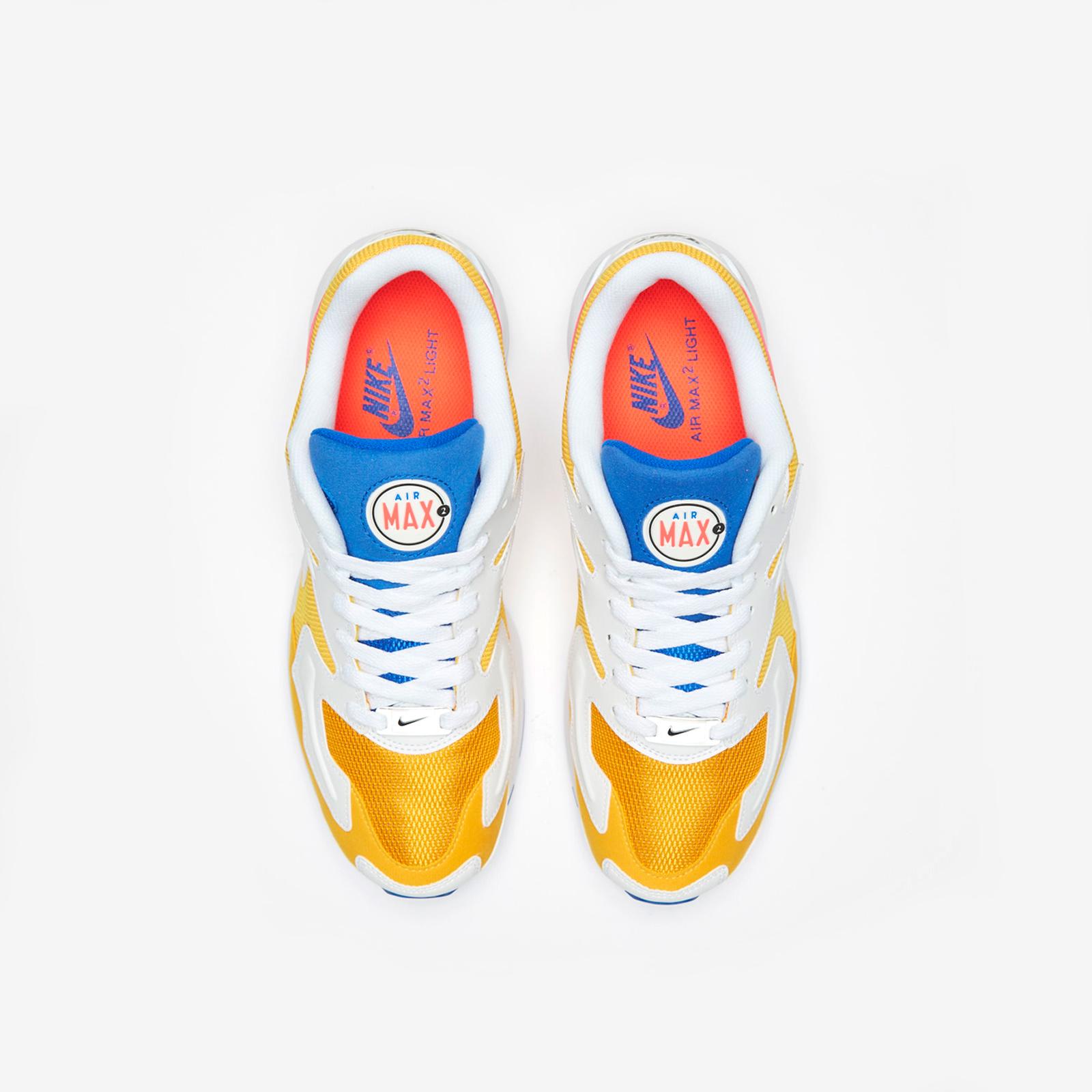 online store e94ce a1fd3 Nike Air Max2 Light - Ao1741-700 - Sneakersnstuff I Sneakers   Streetwear  online seit 1999