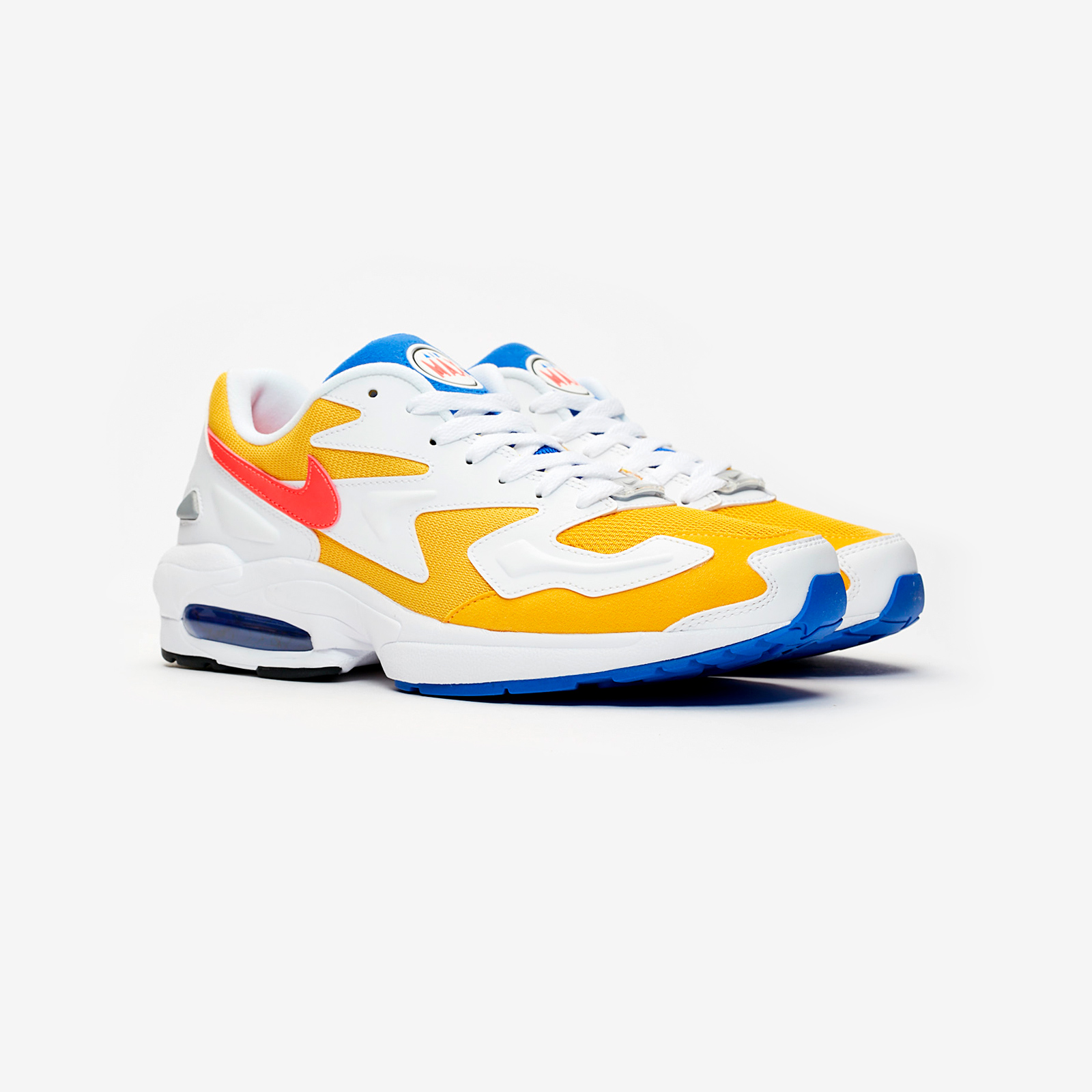 2194d142dbb Nike Air Max2 Light - Ao1741-700 - Sneakersnstuff