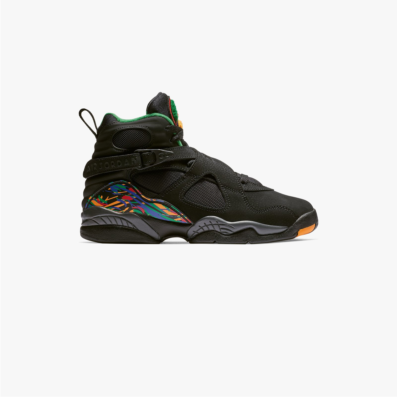 reputable site b5991 31abe Jordan Brand Air Jordan 8 Retro (GS) - 305368-004 ...
