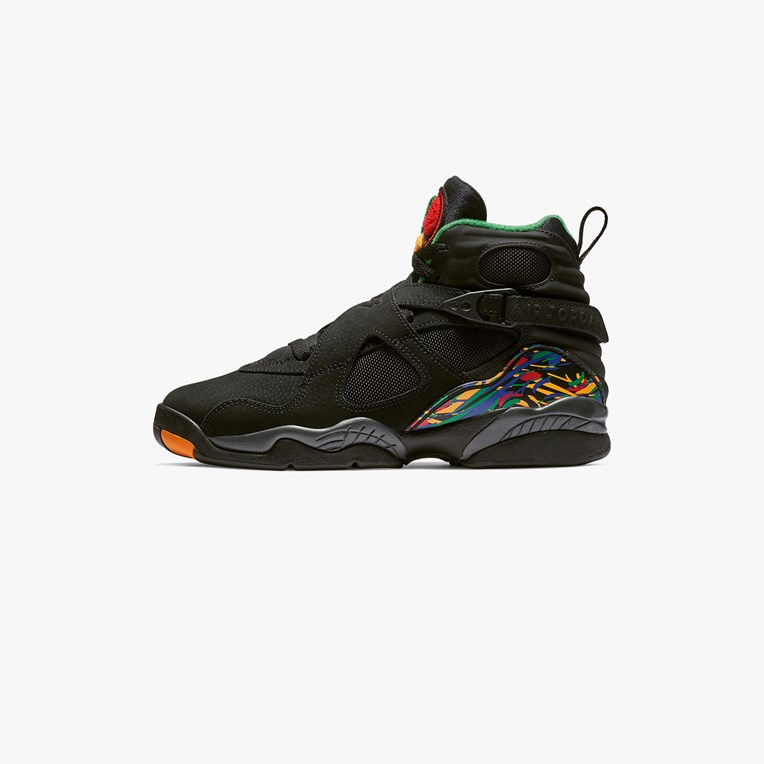 Jordan Brand Air Jordan 8 Retro (GS) - 3