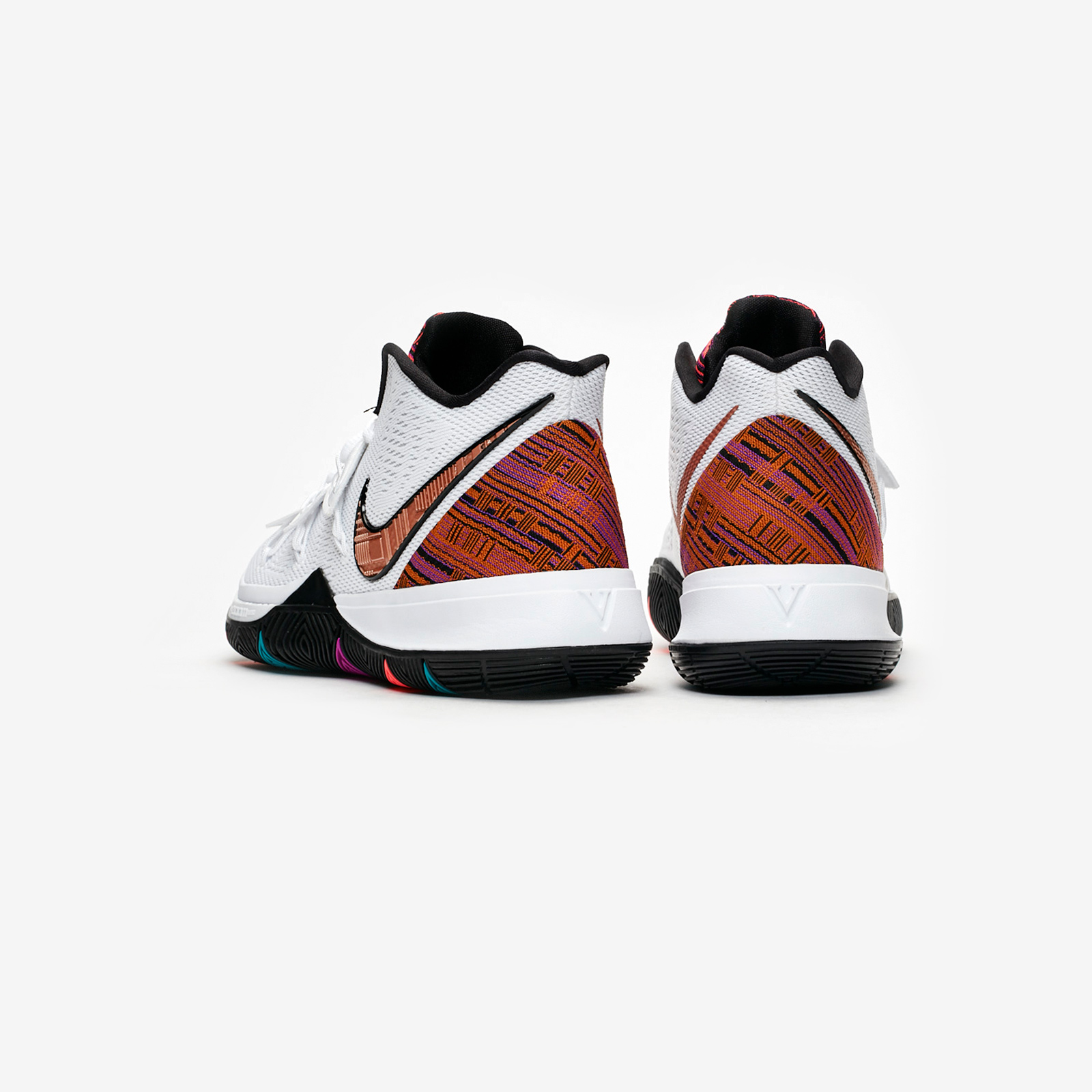 d8dfc1d4d575 Nike Kyrie 5 BHM - Bq6237-100 - Sneakersnstuff