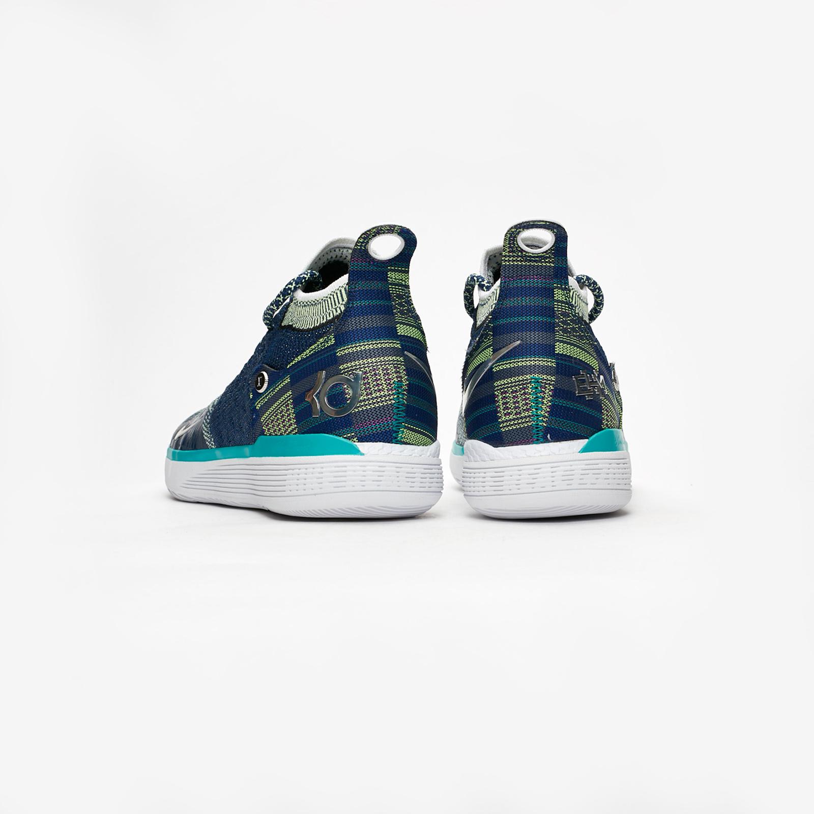 faa8d7b9c5ed Nike Zoom KD11 BHM - Bq6245-400 - Sneakersnstuff