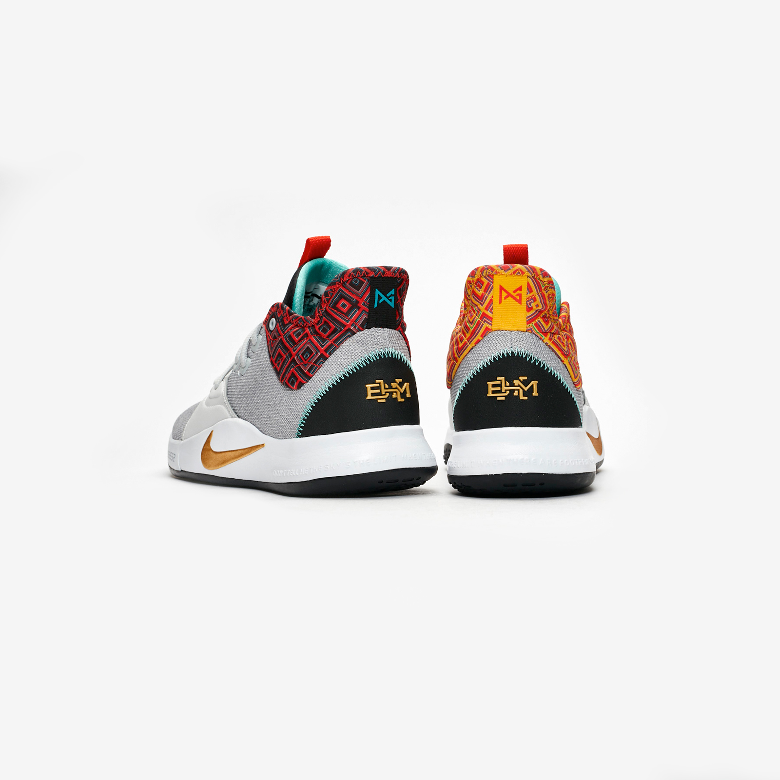 15a5a02b56ac Nike PG 3 BHM - Bq6242-007 - Sneakersnstuff