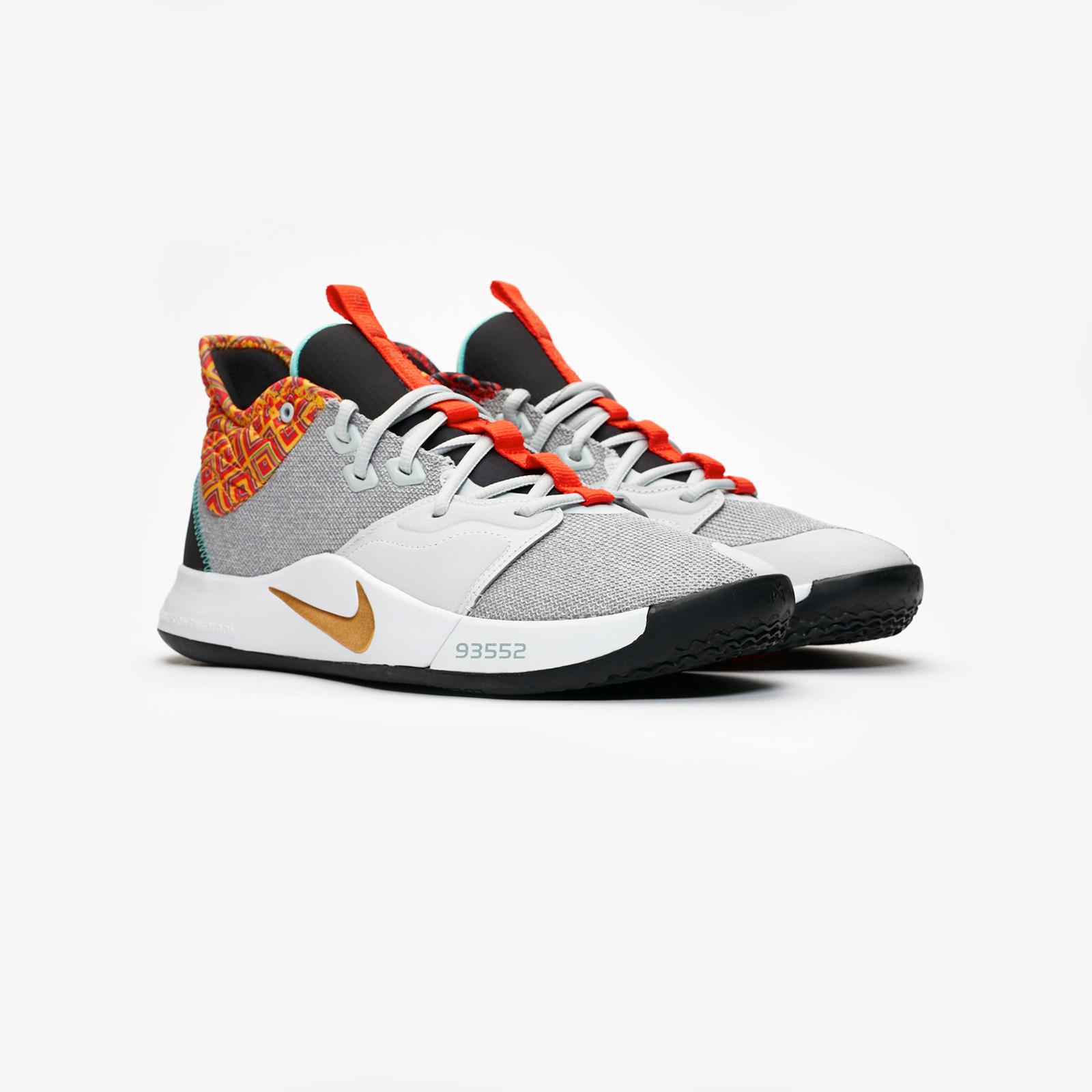 Nike PG 3 BHM - Bq6242-007 - Sneakersnstuff | sneakers & streetwear ...