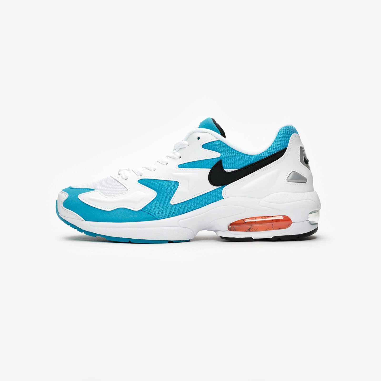 detailed look e651c 75f9f Nike Air Max2 Light - Ao1741-100 - Sneakersnstuff   sneakers   streetwear  online since 1999