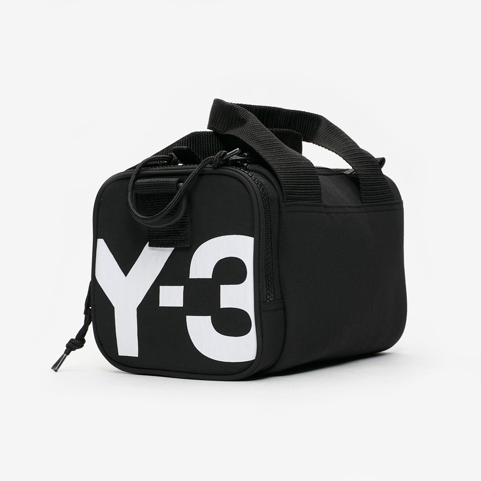 76e828f10 adidas Y-3 Mini Bag - Dy0536 - Sneakersnstuff
