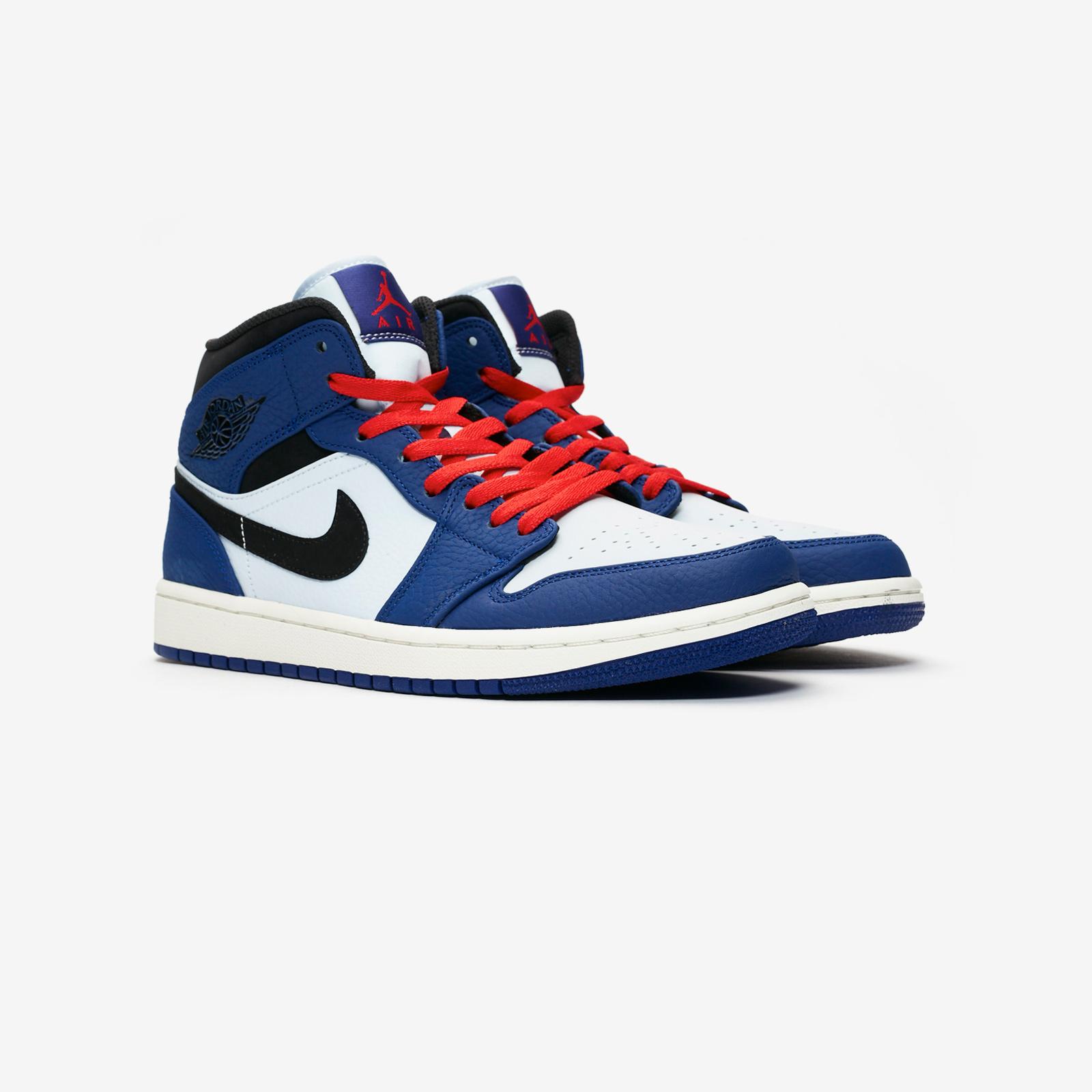 3be4fbe4513ffb Jordan Brand Air Jordan 1 Mid SE - 852542-400 - Sneakersnstuff ...
