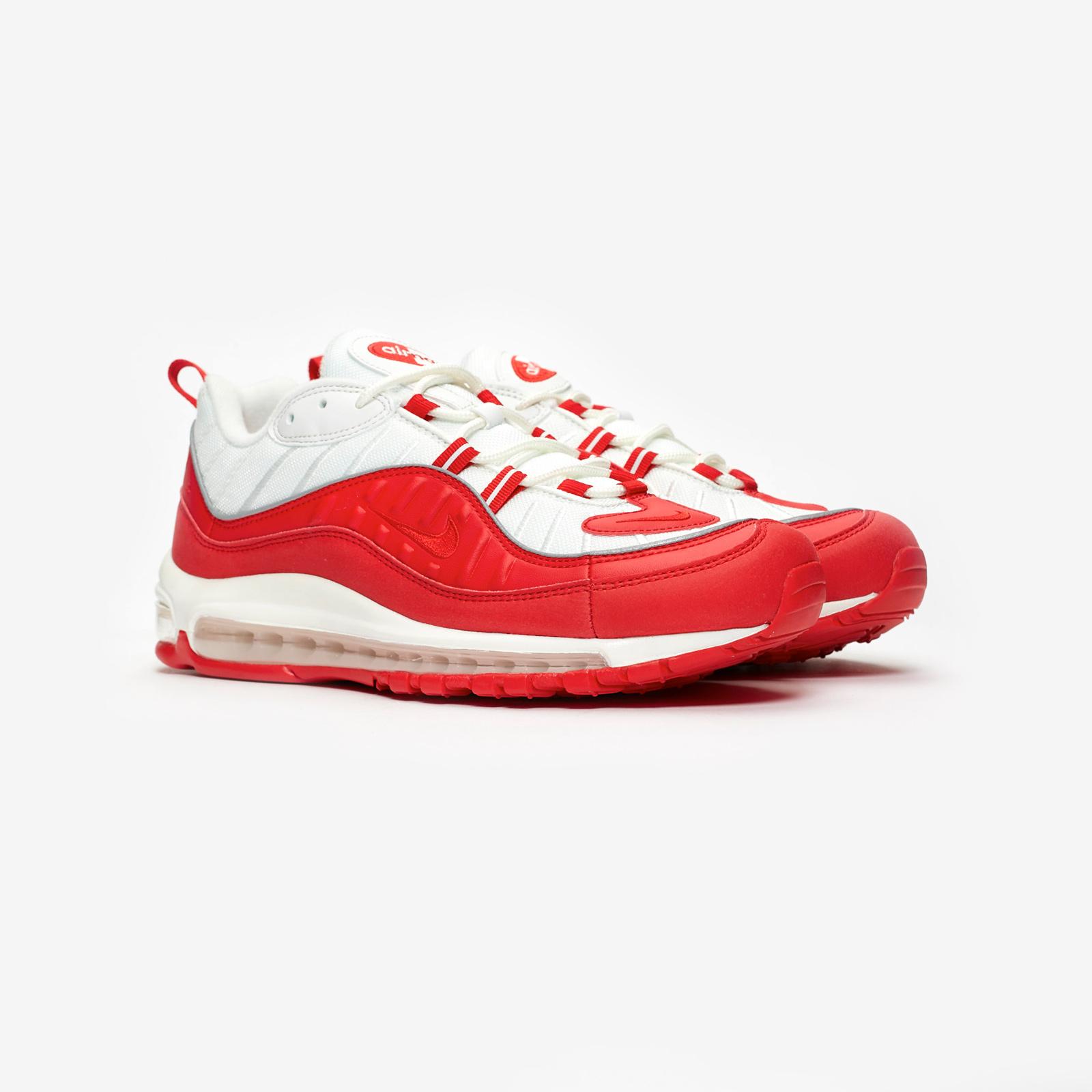 9d608de8 Nike Air Max 98 - 640744-602 - Sneakersnstuff | sneakers ...