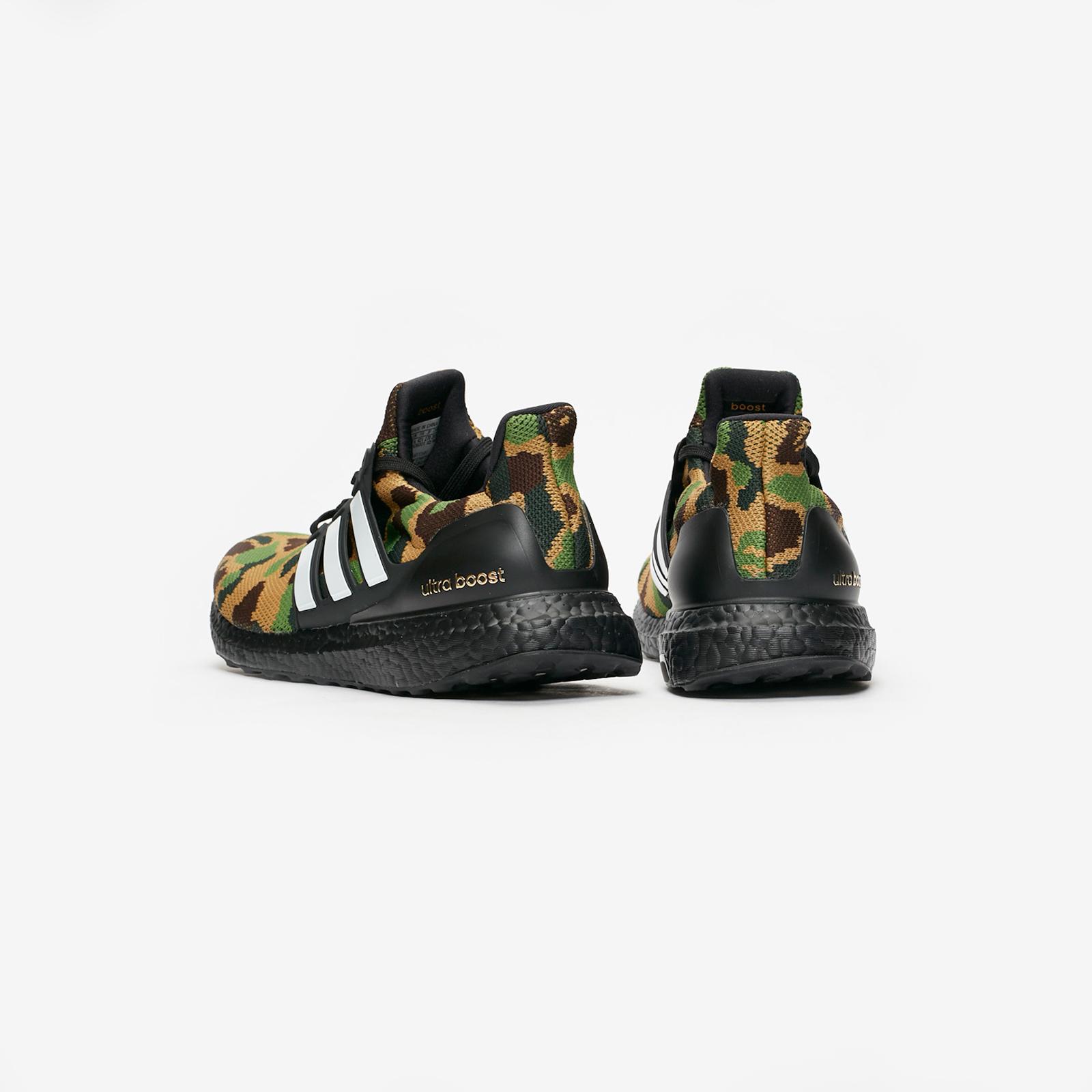 newest 53912 b1e27 adidas UltraBOOST x Bape - F35097 - Sneakersnstuff ...