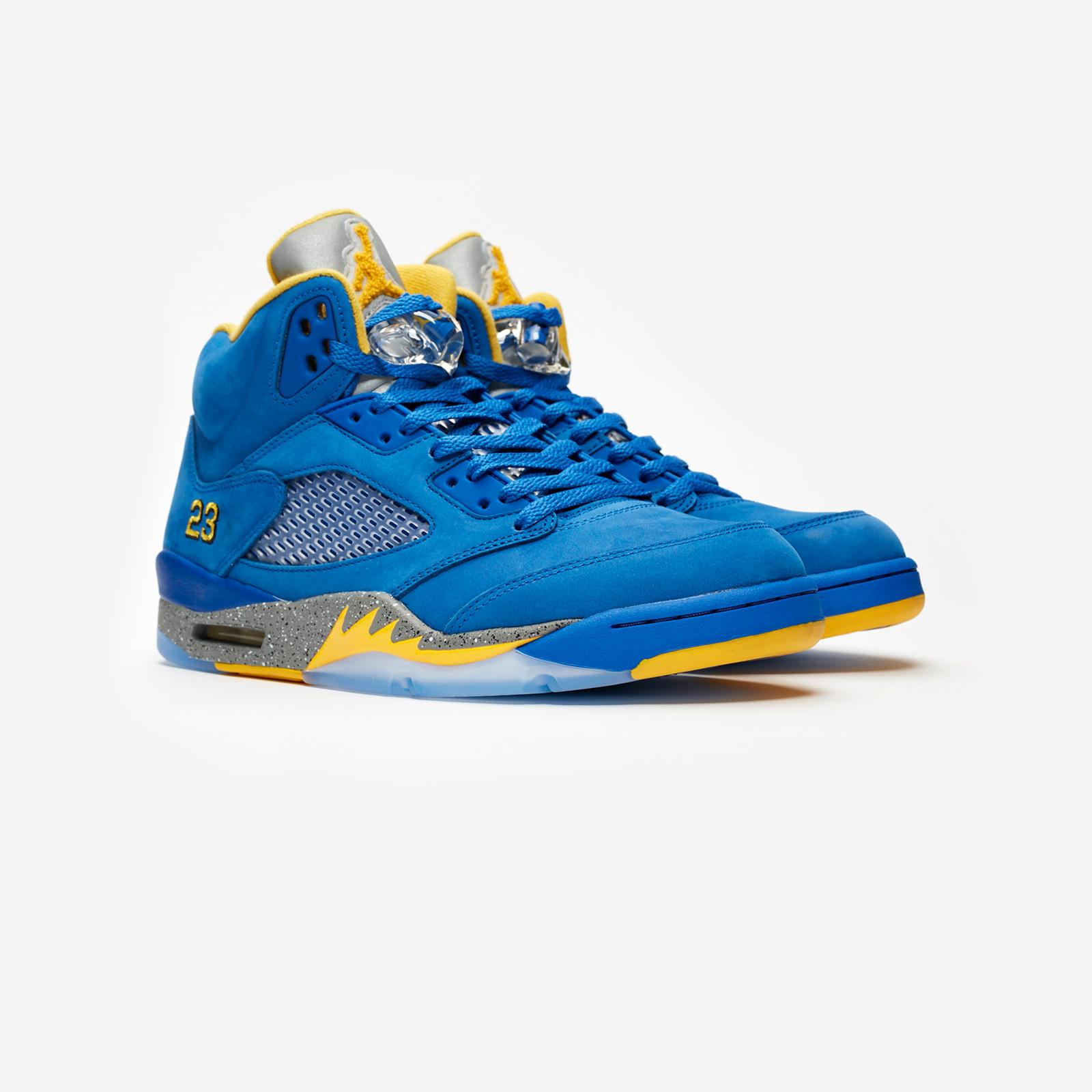 f698c244ca9880 Jordan Brand Air Jordan 5 Laney - Cd2720-400 - Sneakersnstuff ...