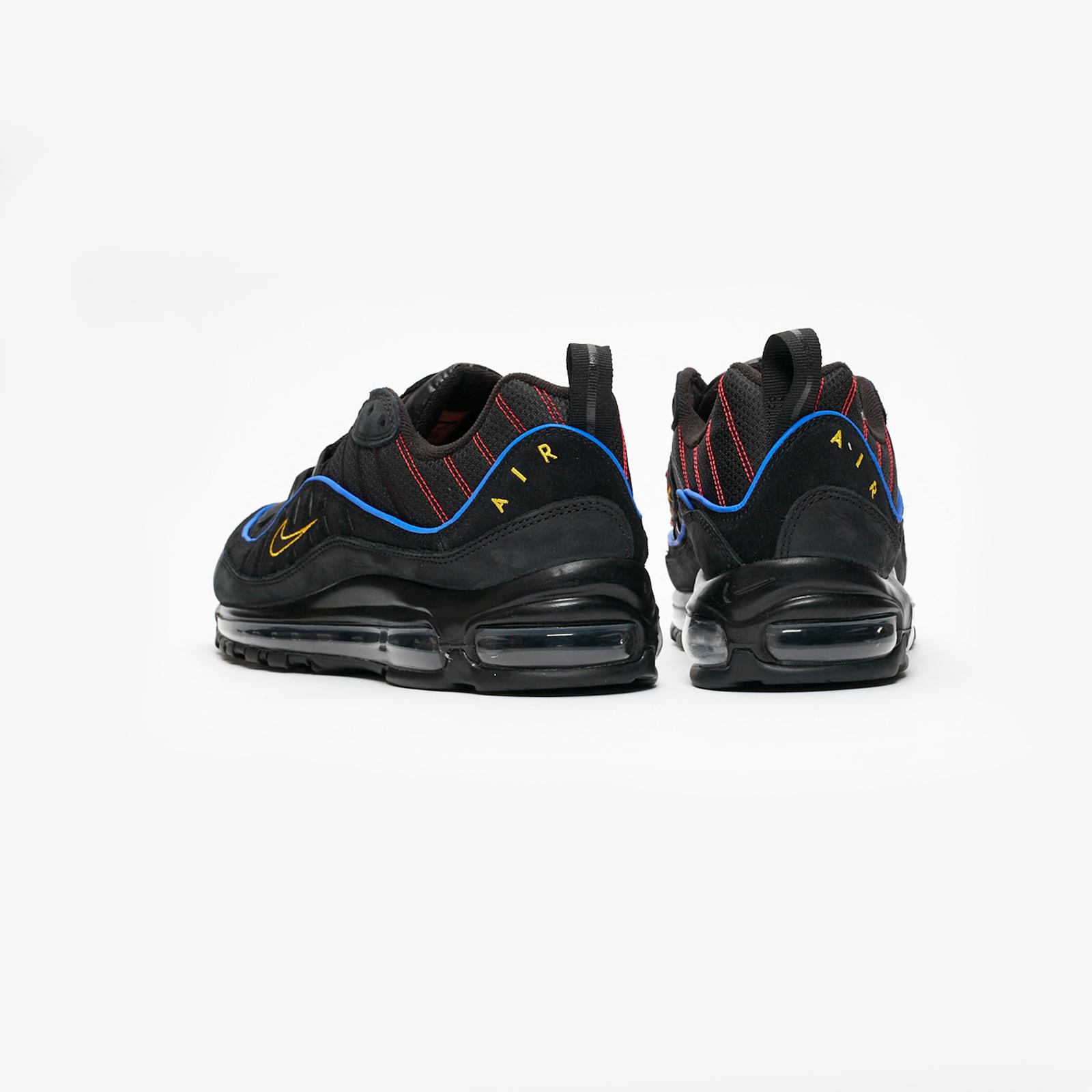 half off ed45e 3a6f8 Nike Air Max 98 - Cd1537-001 - Sneakersnstuff   sneakers   streetwear  online since 1999