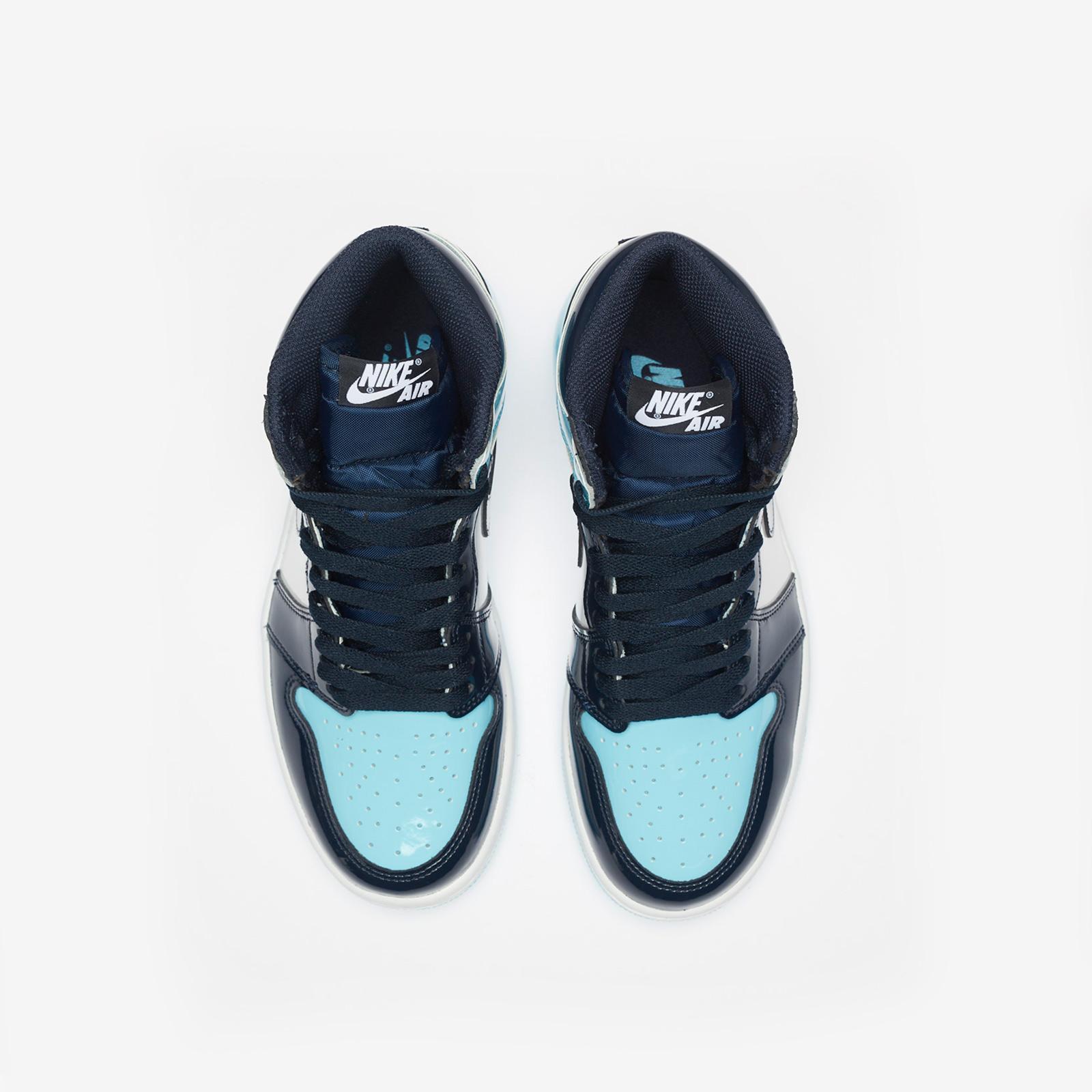 578cf2ac2c4abe Jordan Brand Wmns Air Jordan 1 High OG - Cd0461-401 - Sneakersnstuff ...