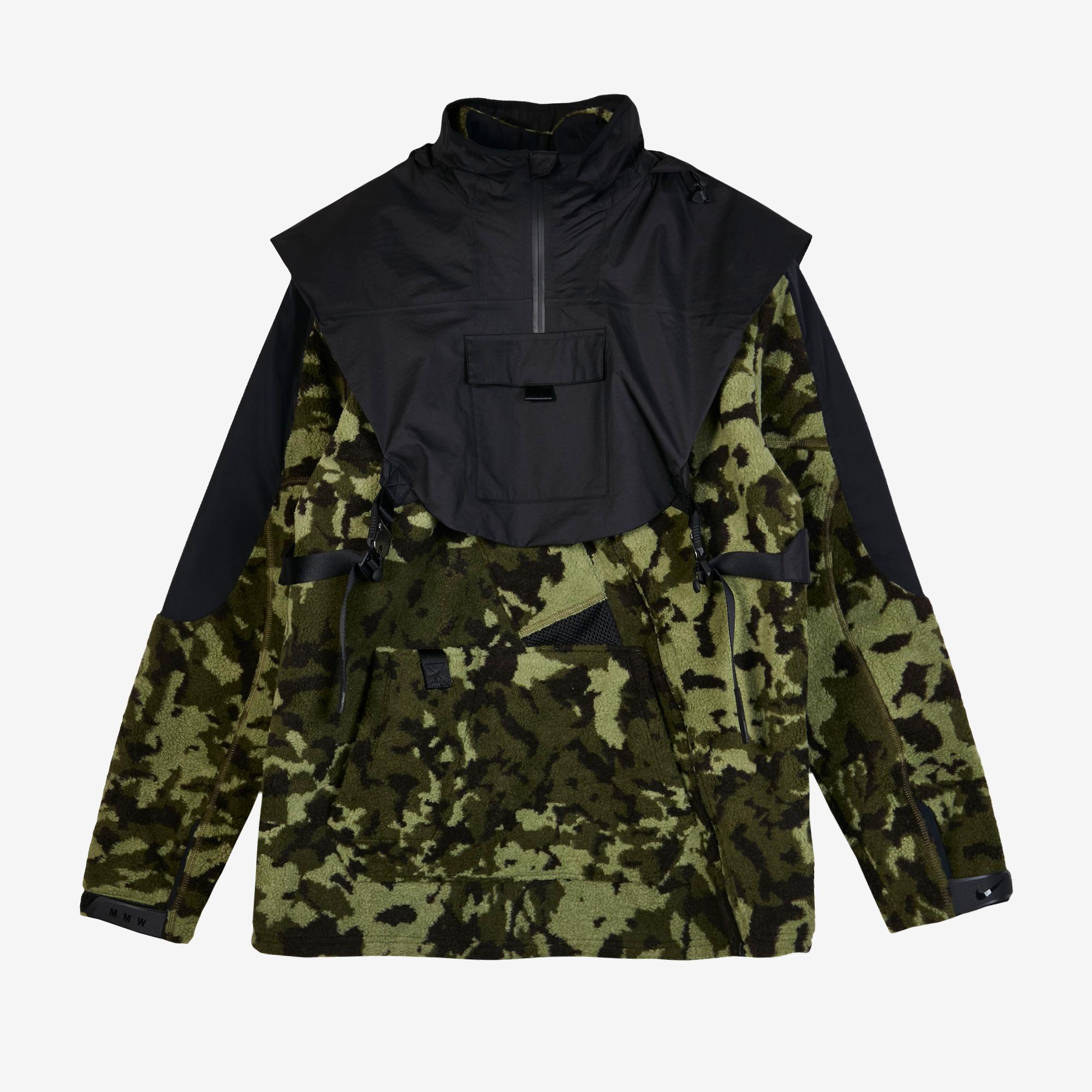 Nike Hooded Jacket x MMW - Ar5611-010 - Sneakersnstuff  d1ef86cdc