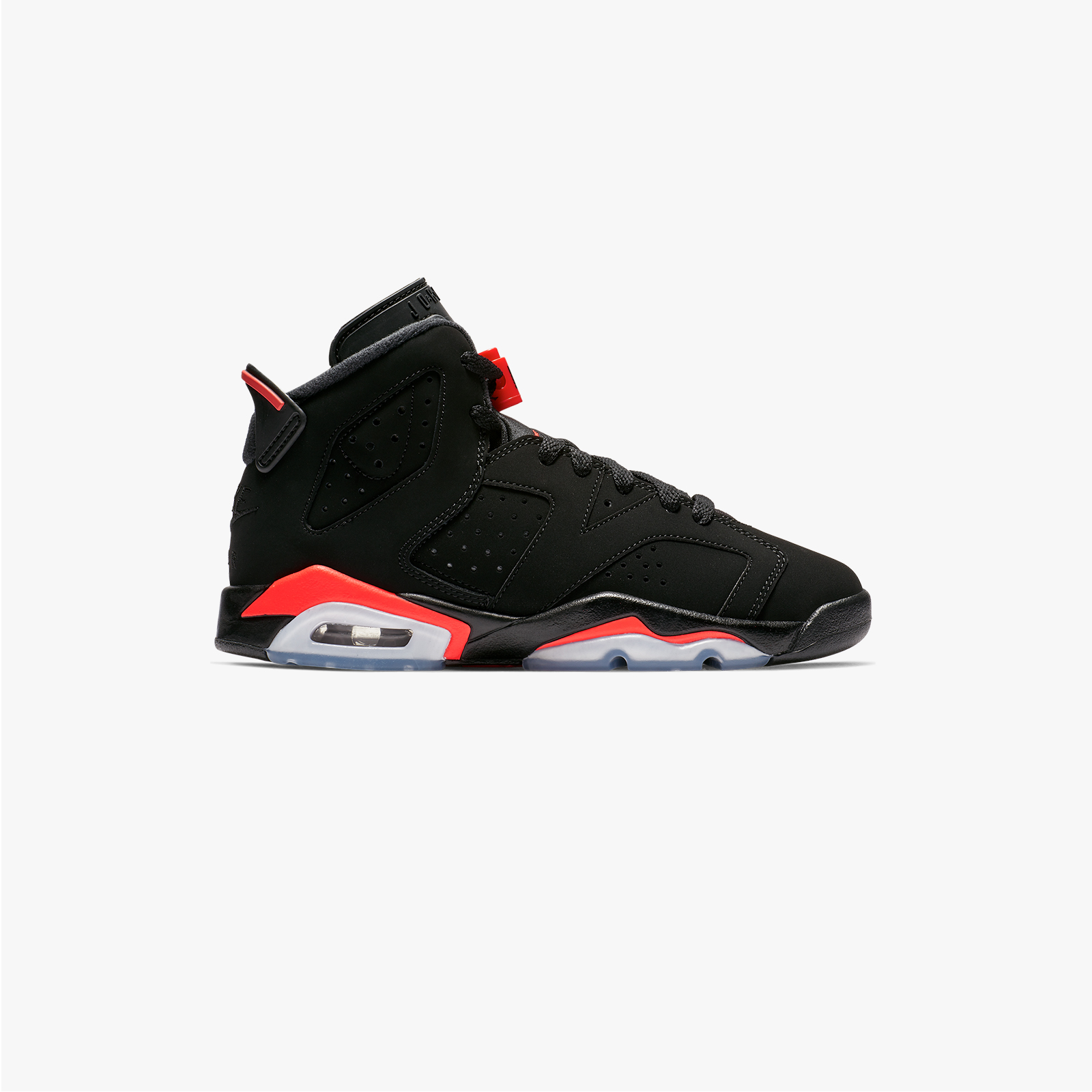 5a320b123fee98 Jordan Brand Air Jordan 6 Retro (GS) - 384665-060 - Sneakersnstuff ...