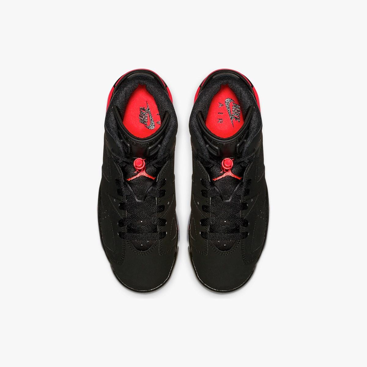 783c15b6b33de Jordan Brand Air Jordan 6 Retro (GS) - 384665-060 - Sneakersnstuff |  sneakers & streetwear online since 1999