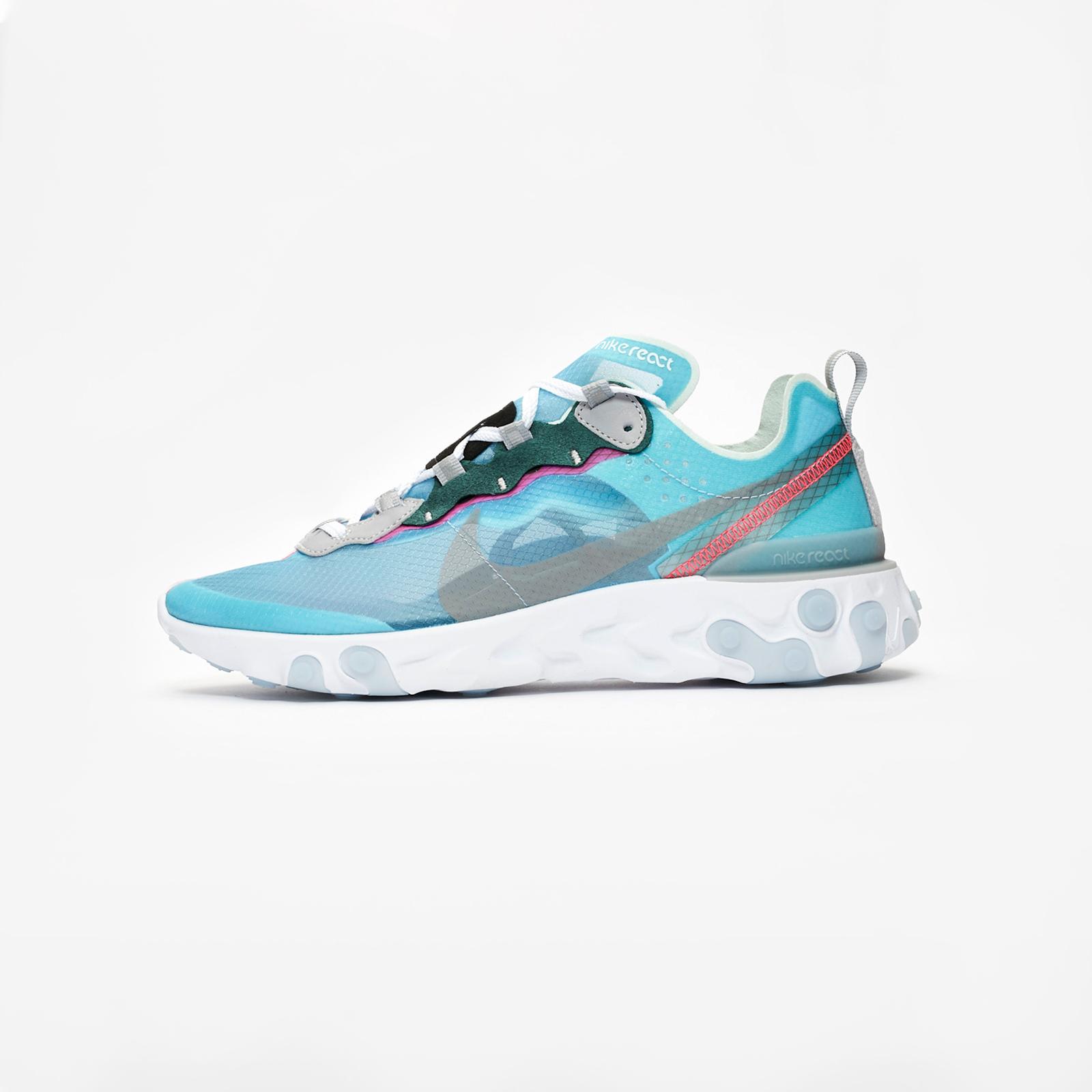 wholesale dealer 2bea4 82aee Nike React Element 87 - Aq1090-400 - Sneakersnstuff   sneakers   streetwear  online since 1999