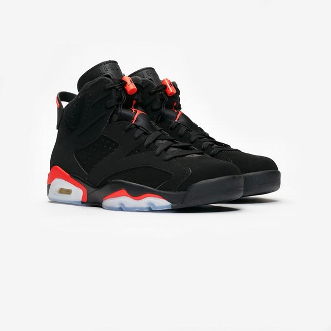 bde5ba046051c4 Jordan Brand Air Jordan 6 Retro - 384664-060 - Sneakersnstuff ...