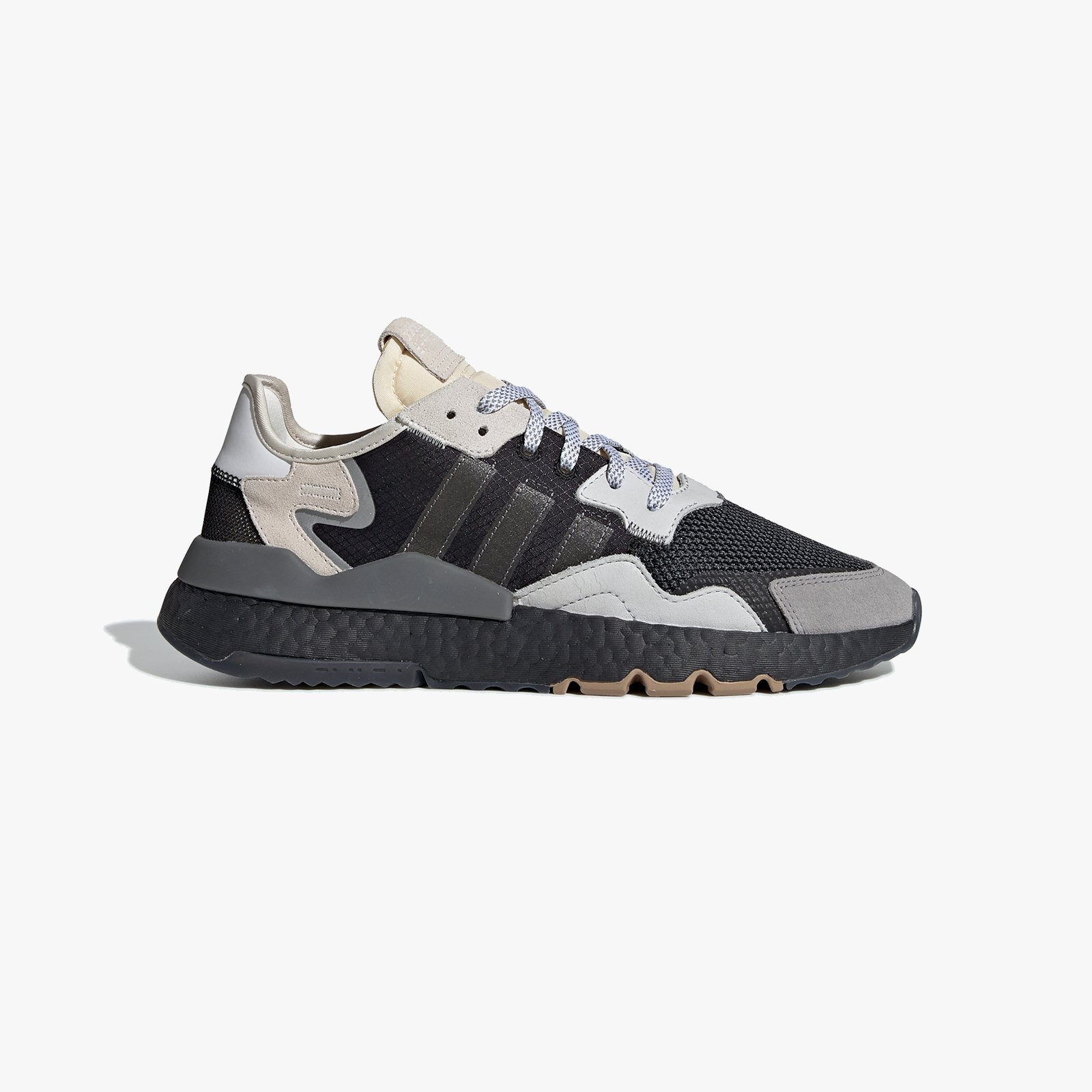 3eb28efb805e5 adidas Nite Jogger - Bd7933 - Sneakersnstuff