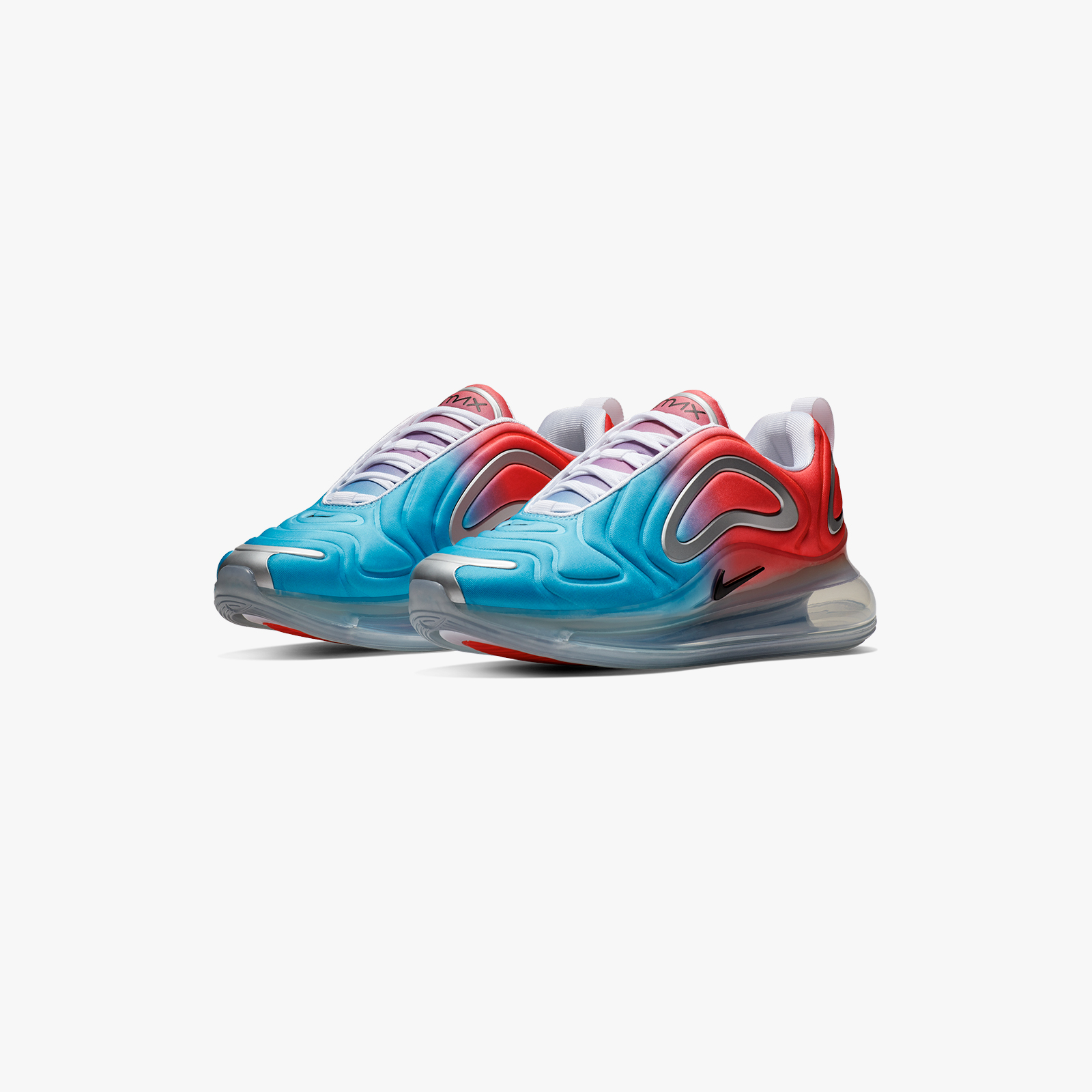 Athletic Shoes Clothing Shoes Accessories Nike W Air Max 720 Women S Size 6 Ar9293 600 Airmax Lava Glow Blue Fury New Myself Co Ls