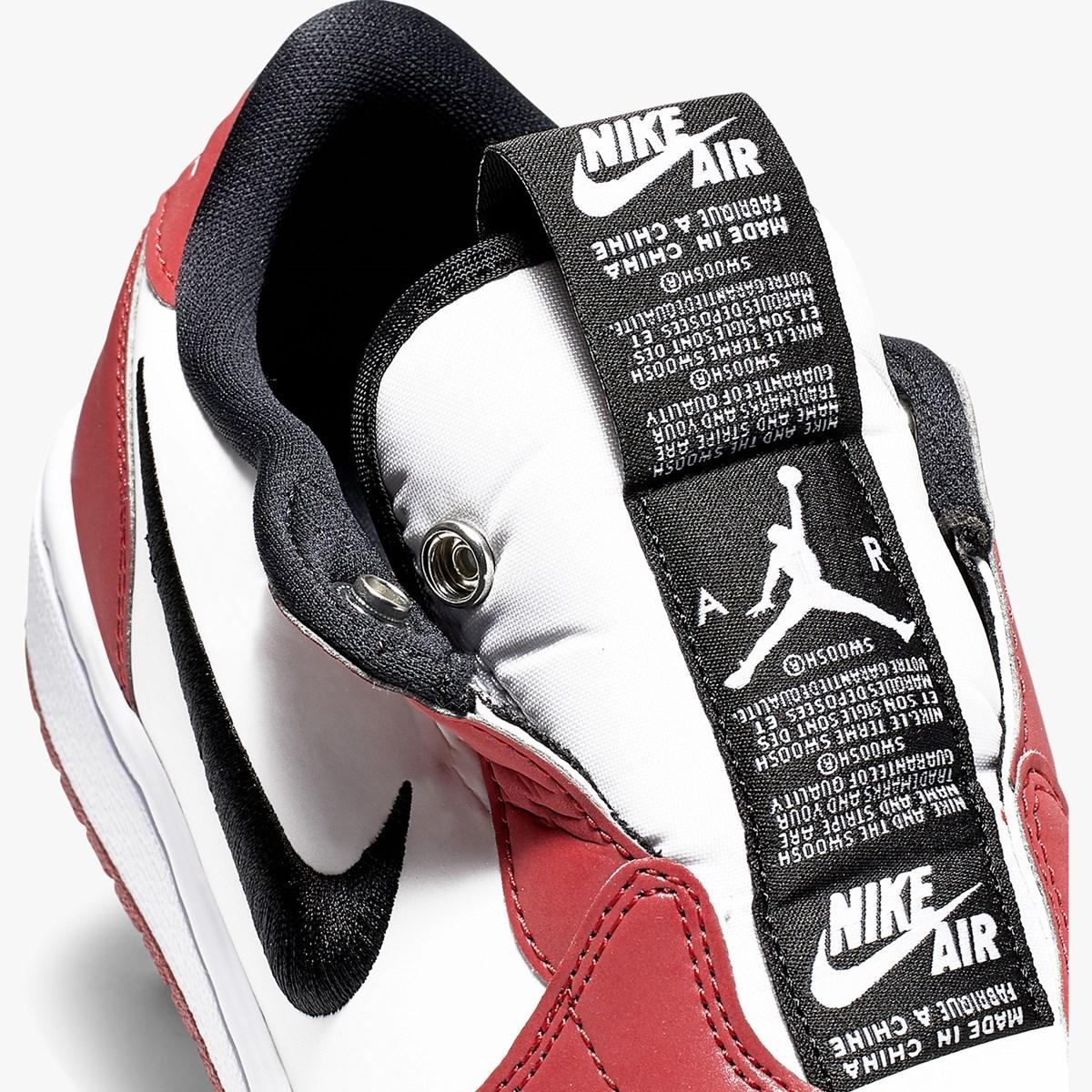 e108c56a9 Jordan Brand Wmns Air Jordan 1 Low Slip - Bq8462-601 - Sneakersnstuff