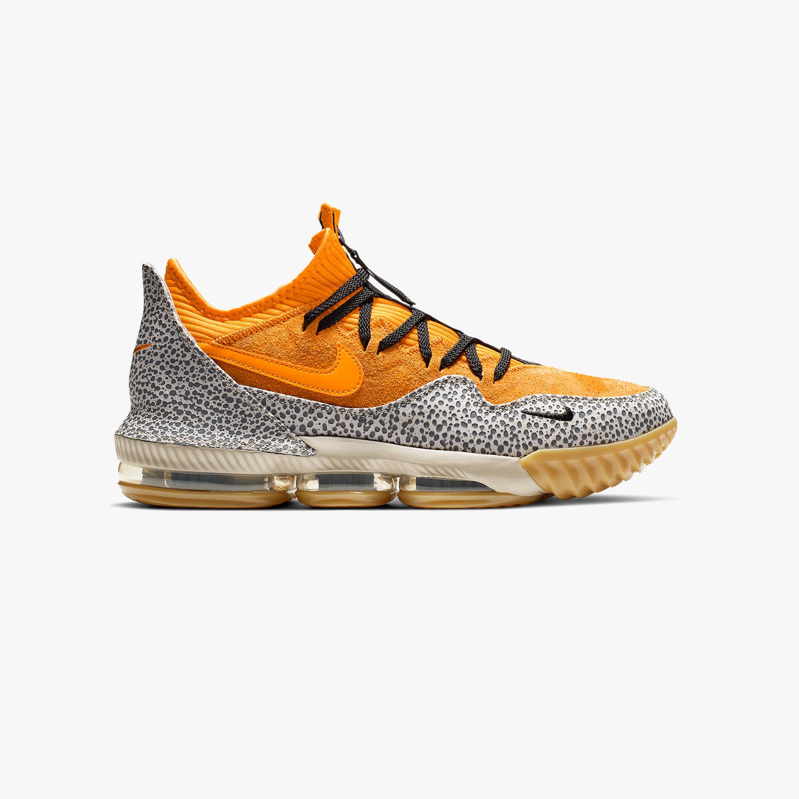 Nike LeBron XVI Low AC - Cd9471-800