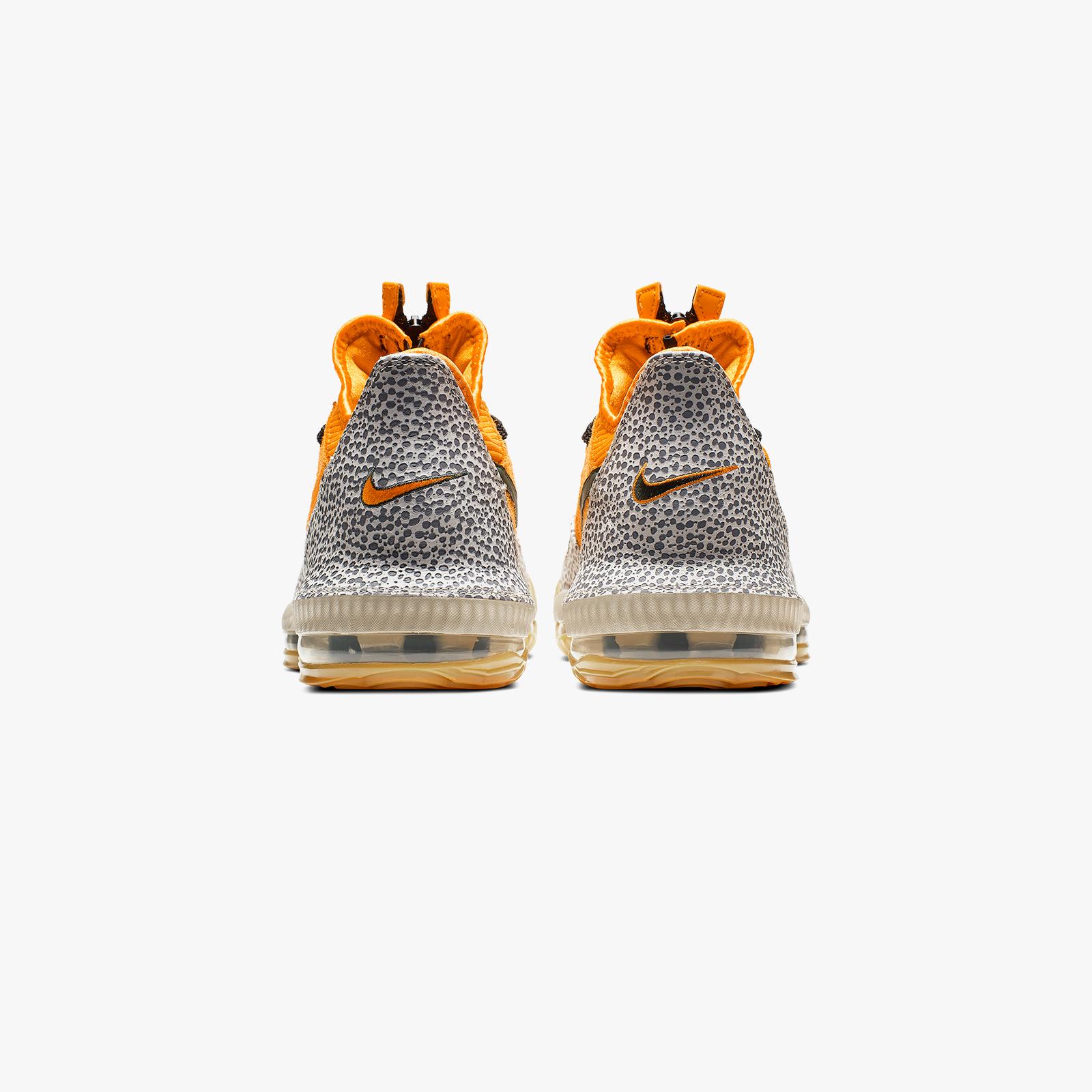 5d2c4587e38 Nike LeBron XVI Low AC - Cd9471-800 - Sneakersnstuff