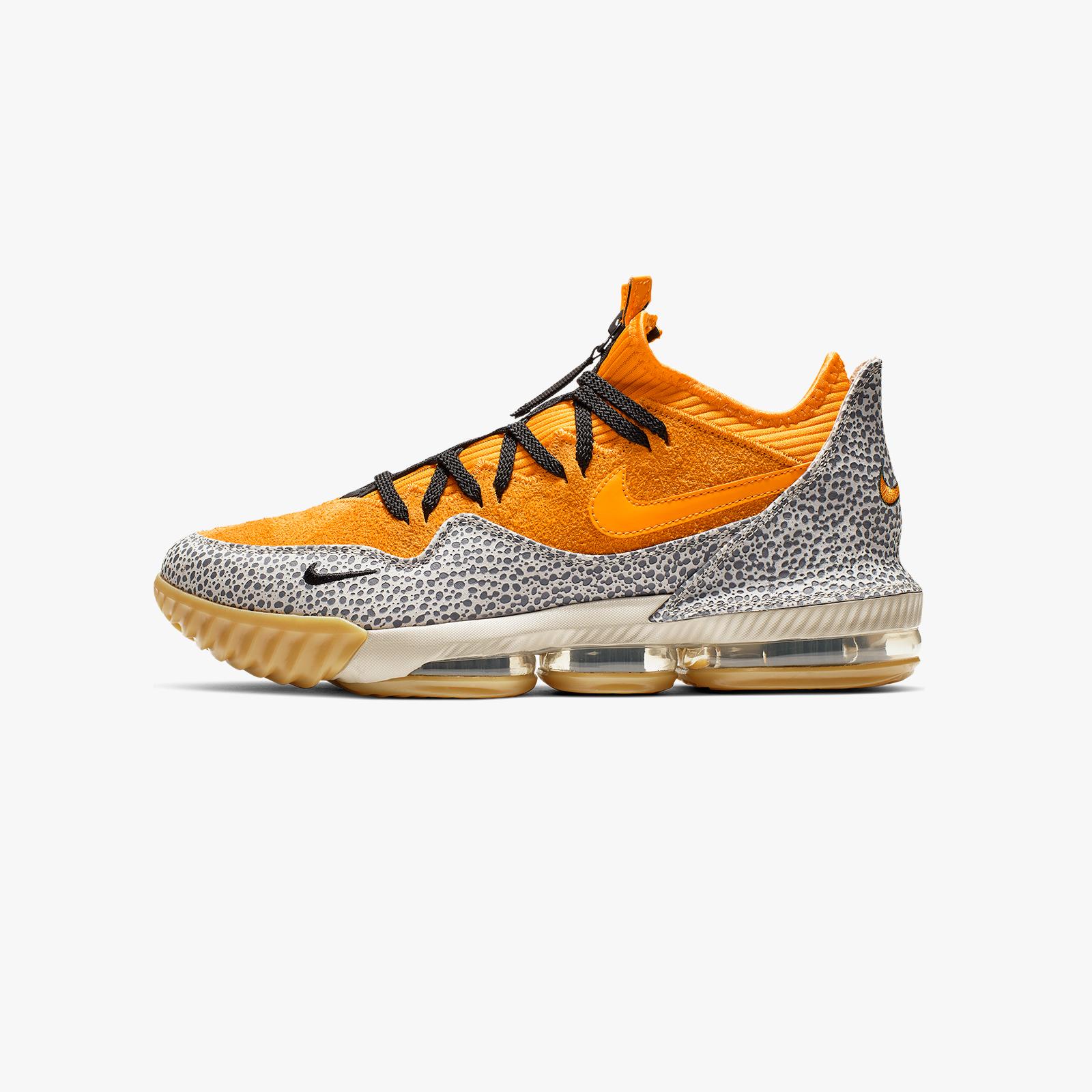 first rate 03a1f b5bd5 Nike LeBron XVI Low AC - Cd9471-800 - Sneakersnstuff   sneakers ...