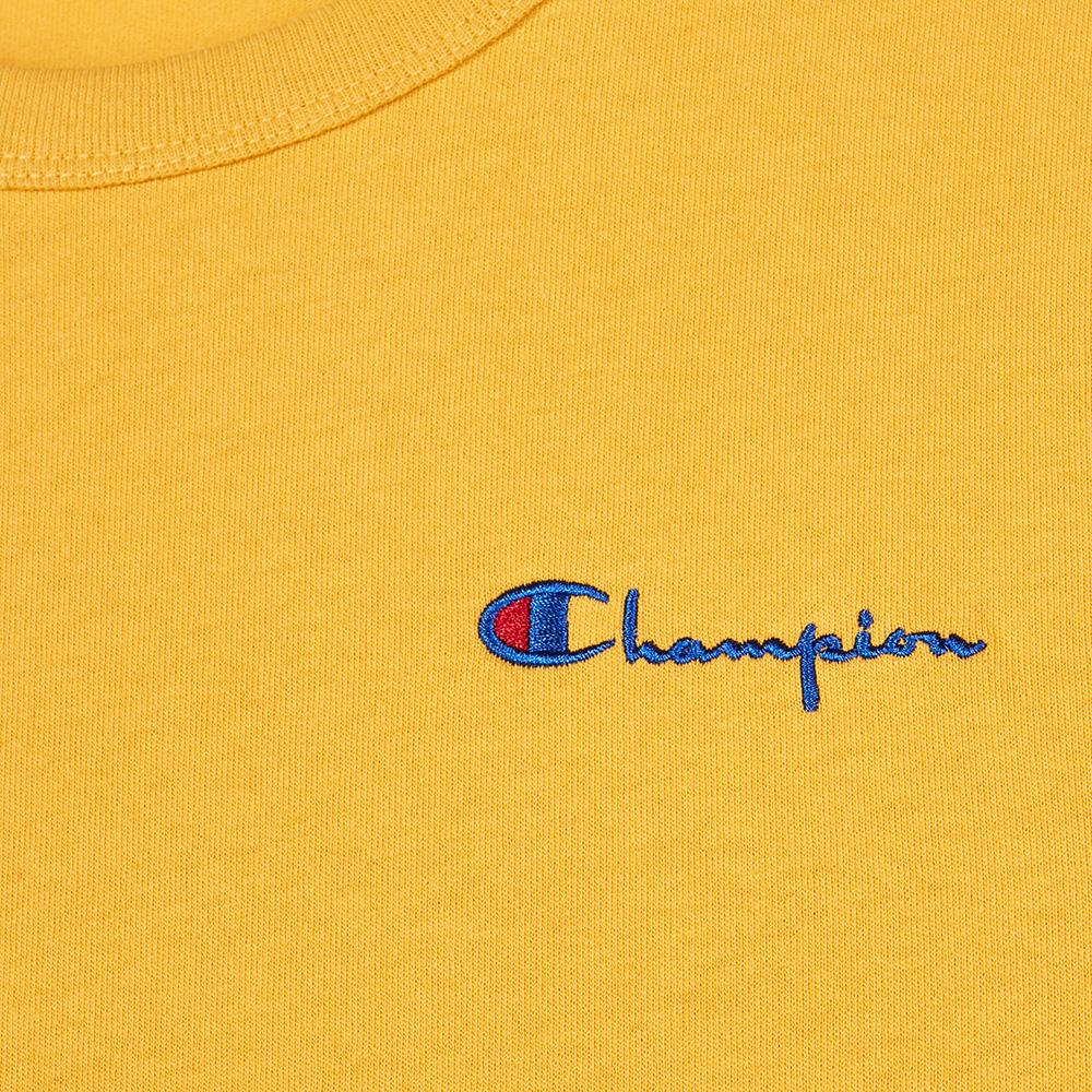 b55c678a Champion Crewneck T-Shirt - 211985-ys057 - Sneakersnstuff | sneakers &  streetwear online since 1999