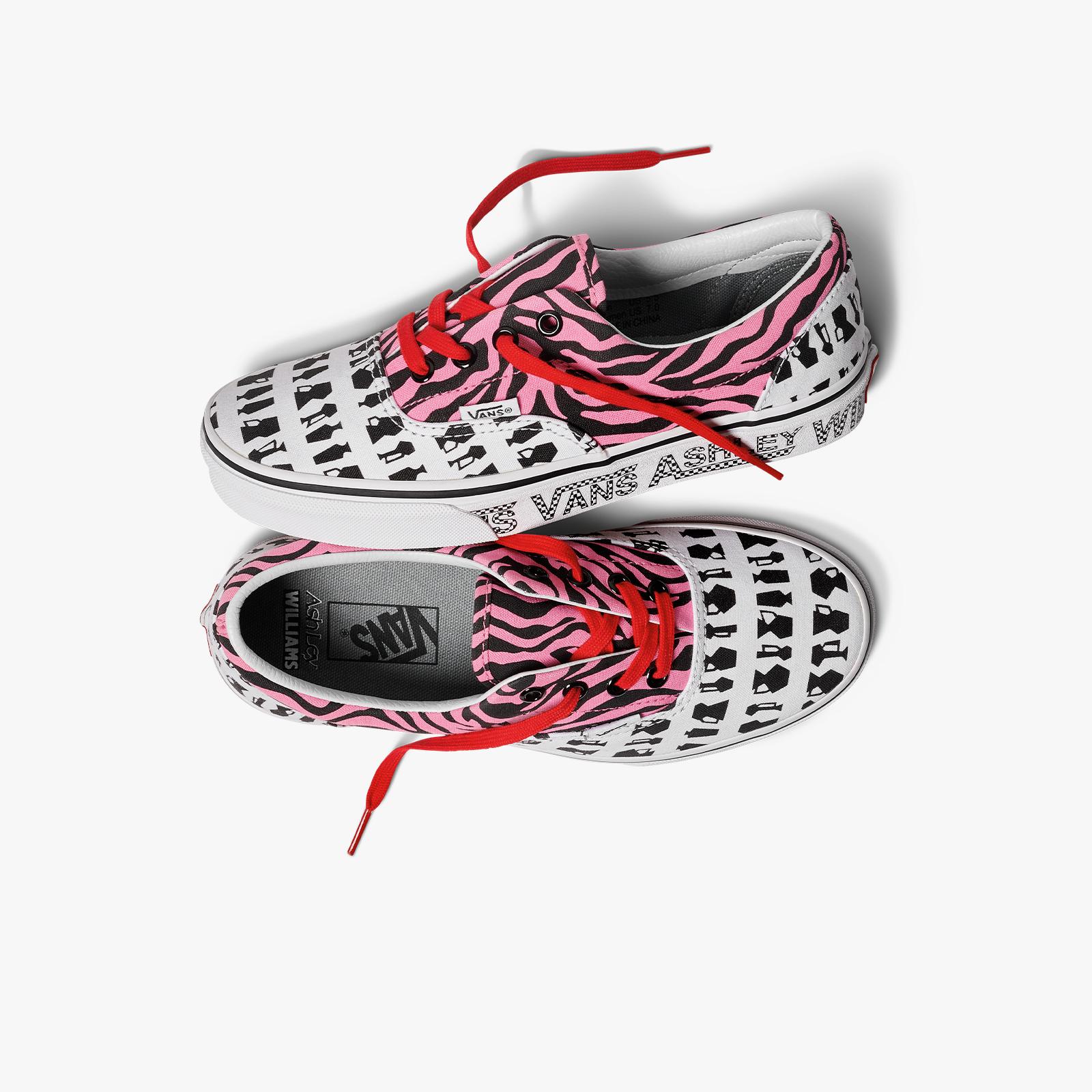 ad595266bbda Vans Era x Ashley Williams - Vn0a38frvol - Sneakersnstuff