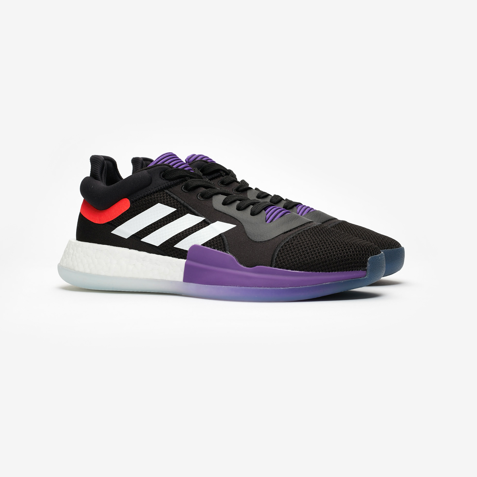the latest fc389 8d325 adidas Performance Marquee Boost Low