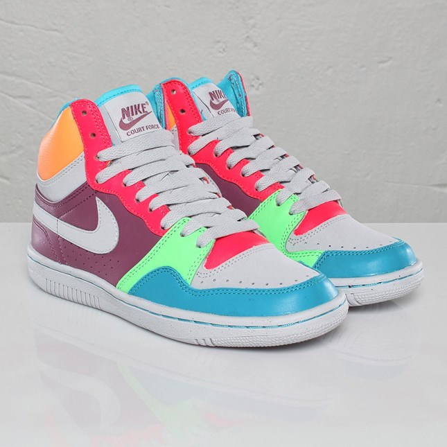 Nike Wmns Court Force High