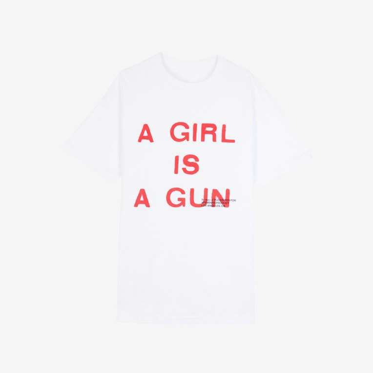 Pleasures Girl is a Gun T-Shirt