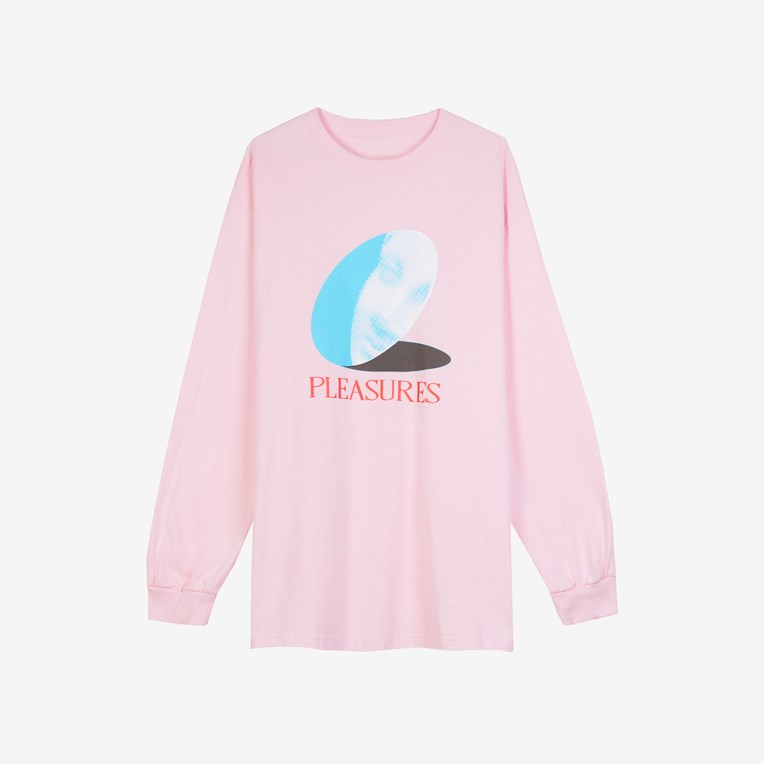 Pleasures CD Sad Long Sleeve T-Shirt