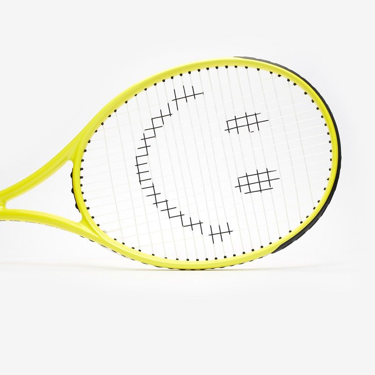 Chinatown Market Smiley Tennis Rackets - 3